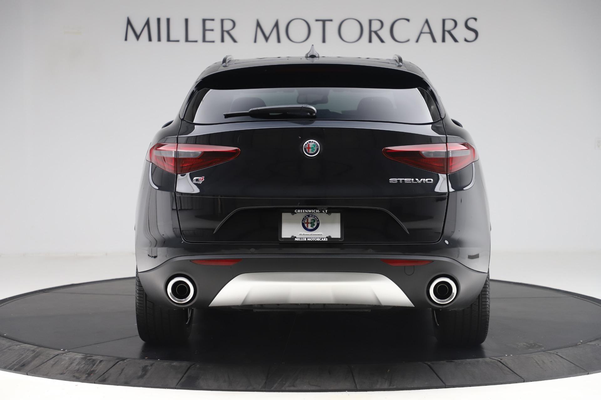 New 2019 Alfa Romeo Stelvio Ti Q4 For Sale In Greenwich, CT 3330_p6
