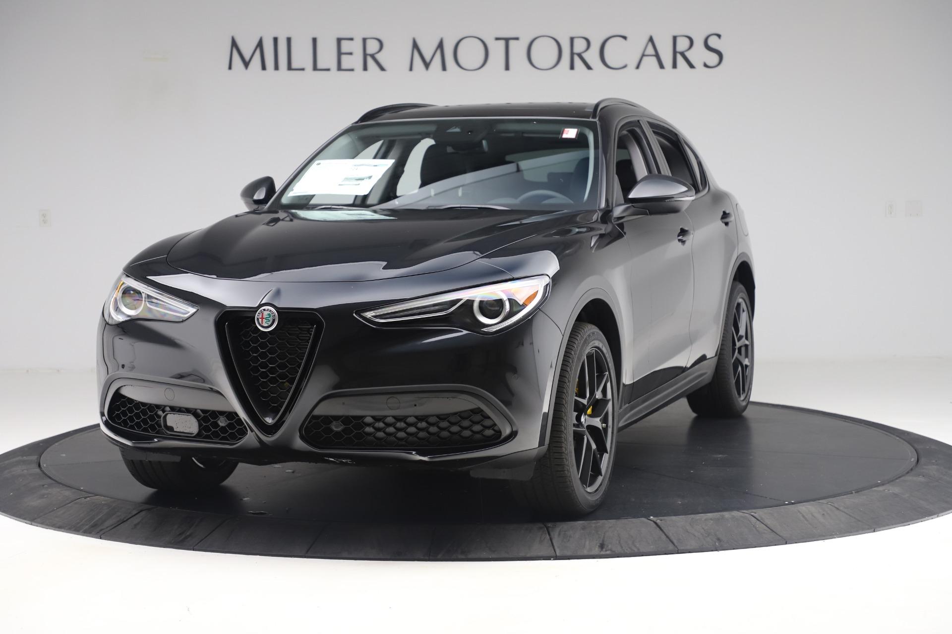 New 2019 Alfa Romeo Stelvio Ti Q4 For Sale In Greenwich, CT 3331_main
