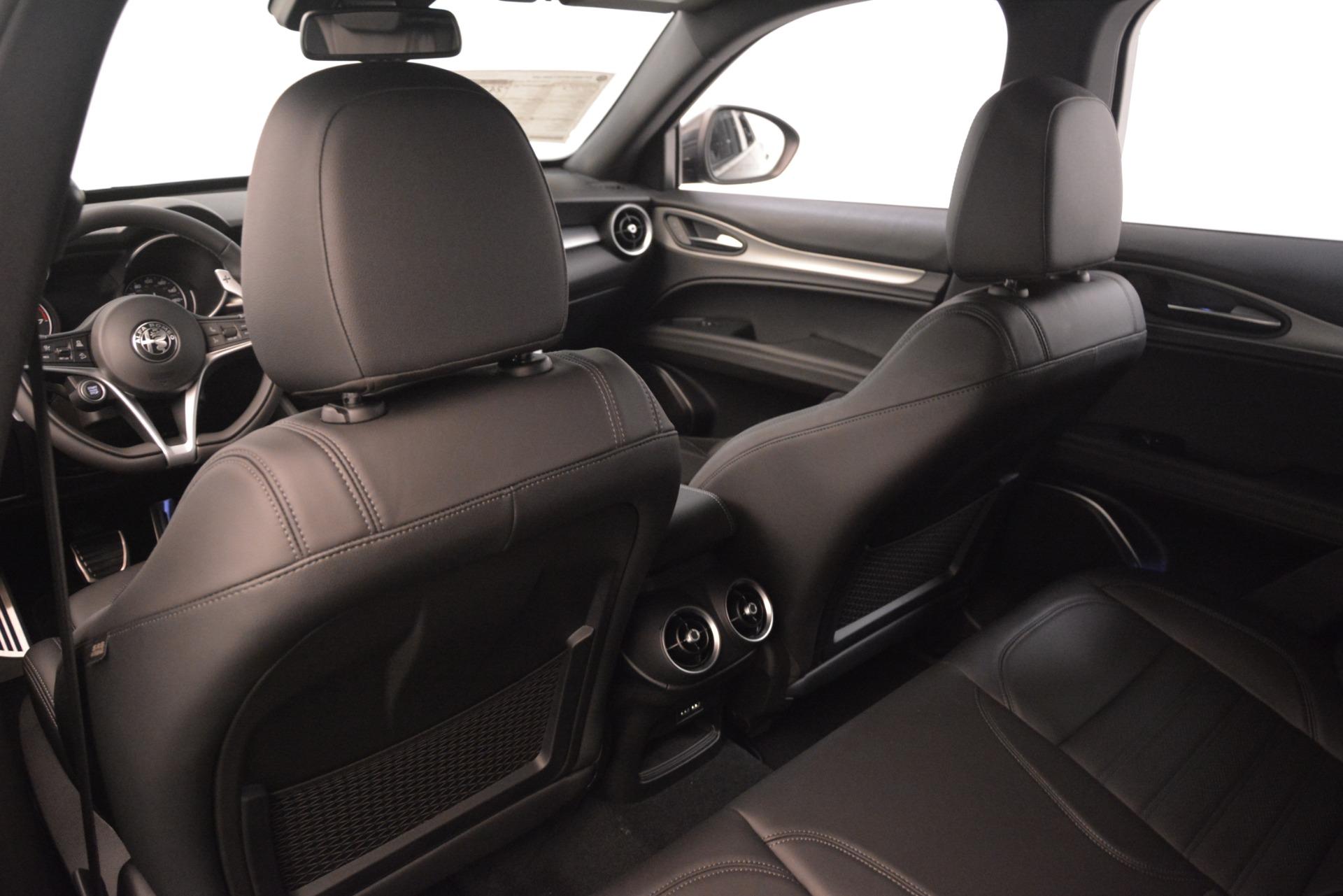 New 2019 Alfa Romeo Stelvio Ti Q4 For Sale In Greenwich, CT 3331_p20