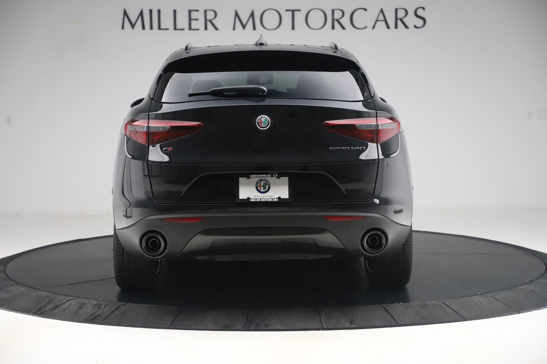 New 2019 Alfa Romeo Stelvio Ti Q4 For Sale In Greenwich, CT 3331_p6