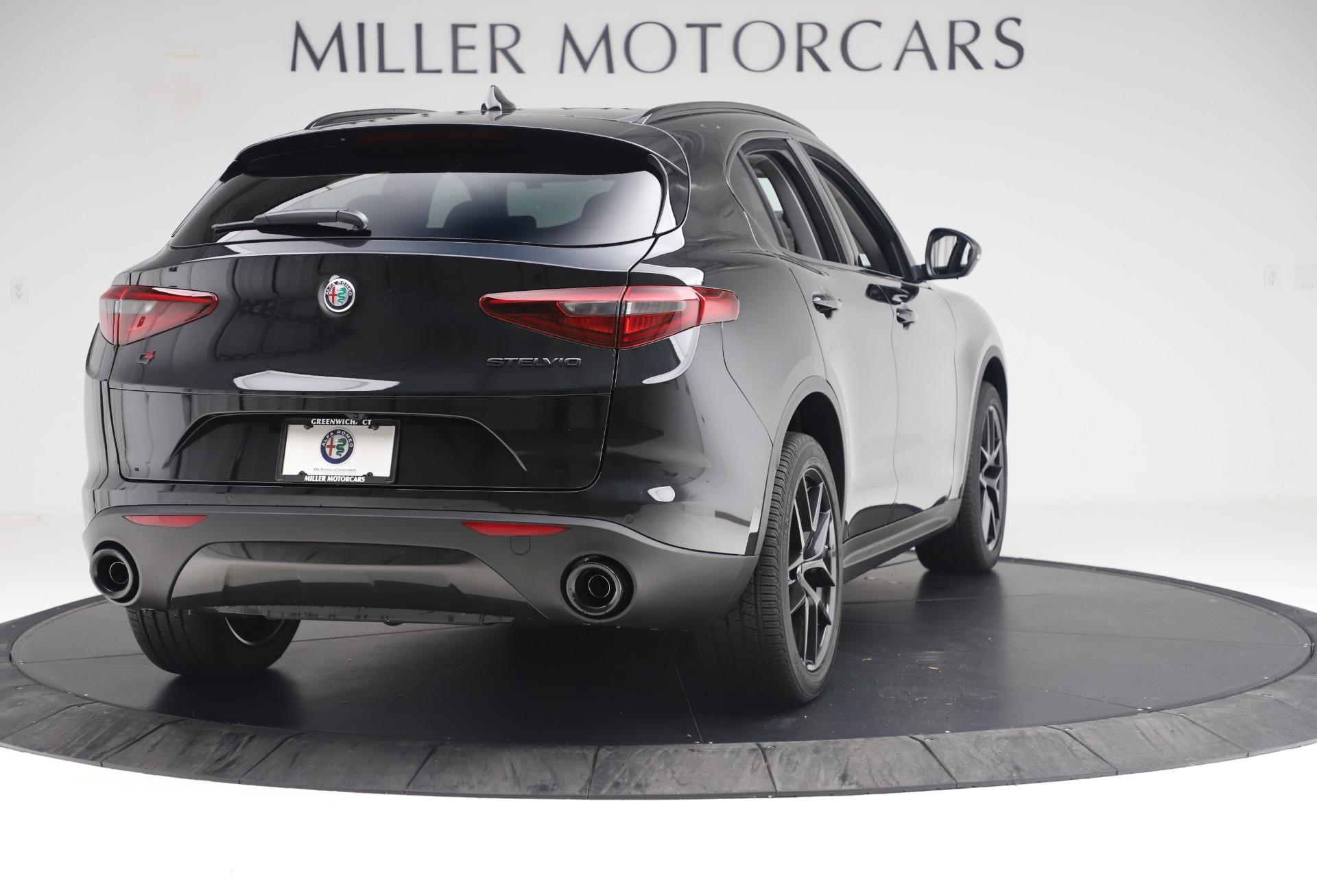 New 2019 Alfa Romeo Stelvio Ti Q4 For Sale In Greenwich, CT 3331_p7