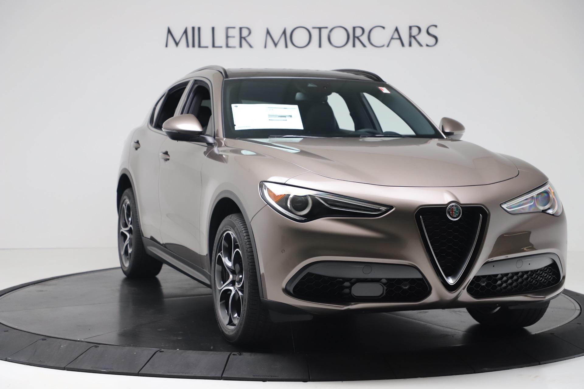 New 2019 Alfa Romeo Stelvio Ti Sport Q4 For Sale In Greenwich, CT 3337_p11