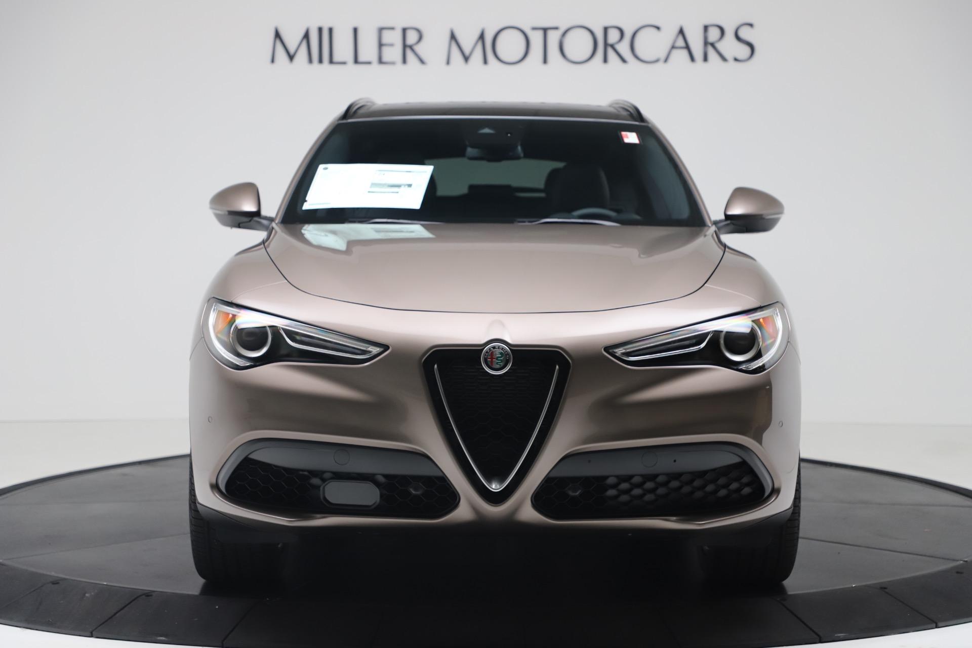 New 2019 Alfa Romeo Stelvio Ti Sport Q4 For Sale In Greenwich, CT 3337_p12