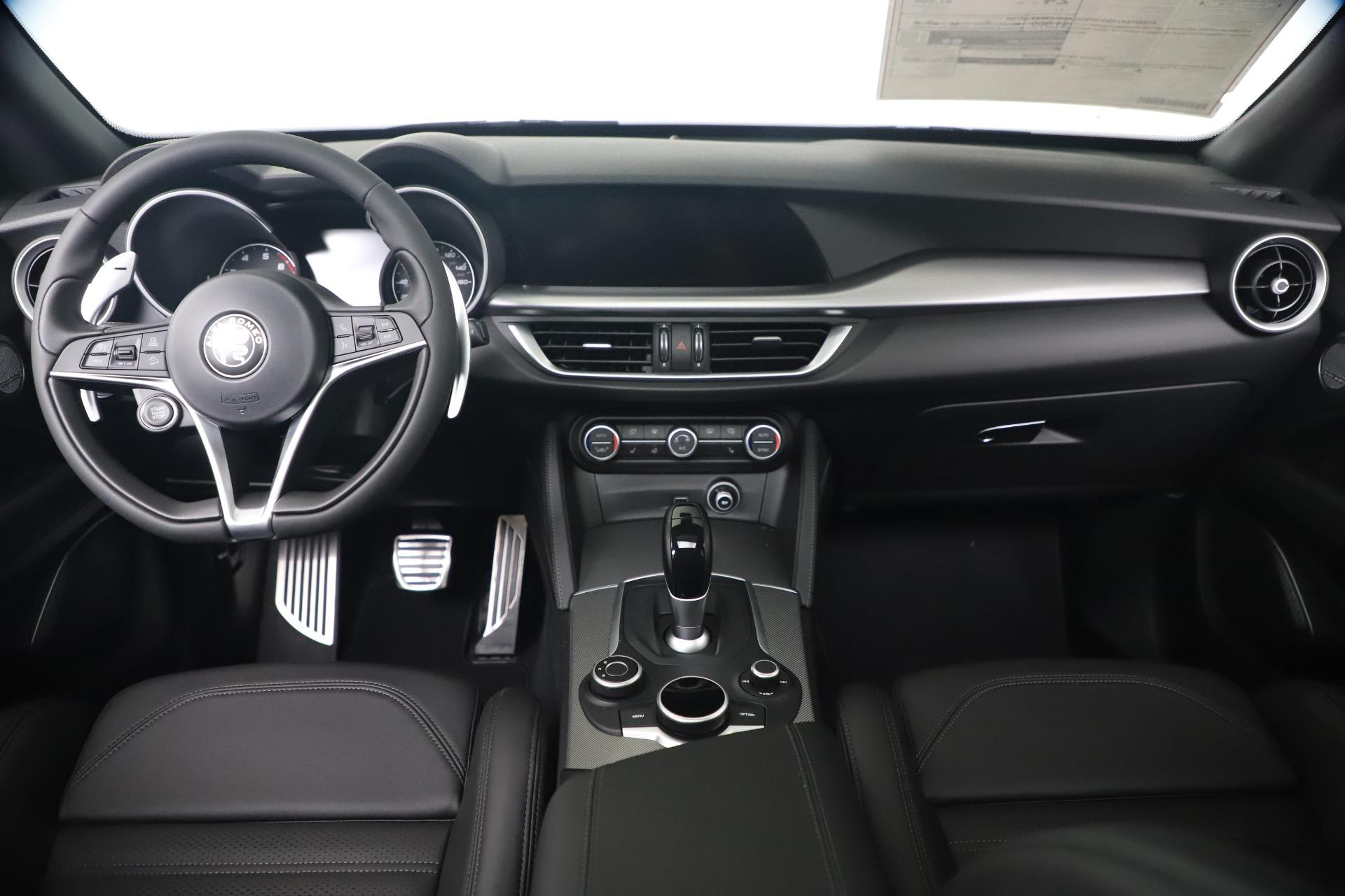 New 2019 Alfa Romeo Stelvio Ti Sport Q4 For Sale In Greenwich, CT 3337_p16