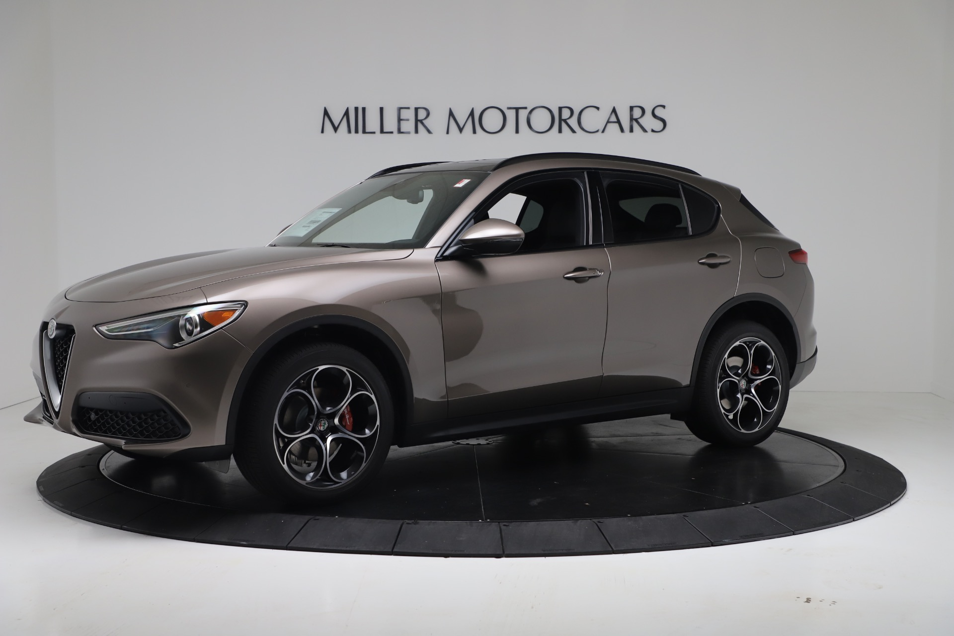 New 2019 Alfa Romeo Stelvio Ti Sport Q4 For Sale In Greenwich, CT 3337_p2