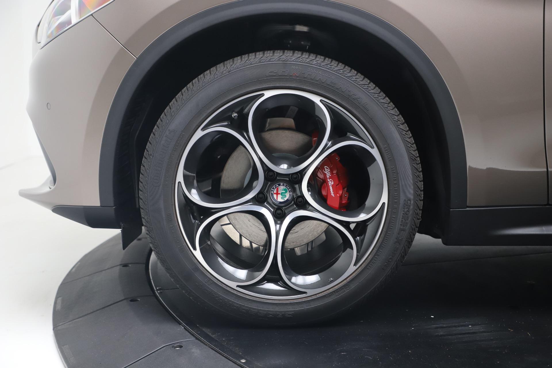 New 2019 Alfa Romeo Stelvio Ti Sport Q4 For Sale In Greenwich, CT 3337_p30