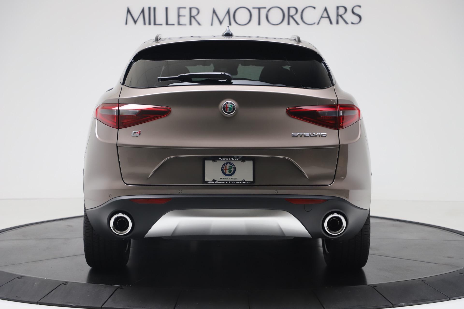 New 2019 Alfa Romeo Stelvio Ti Sport Q4 For Sale In Greenwich, CT 3337_p6