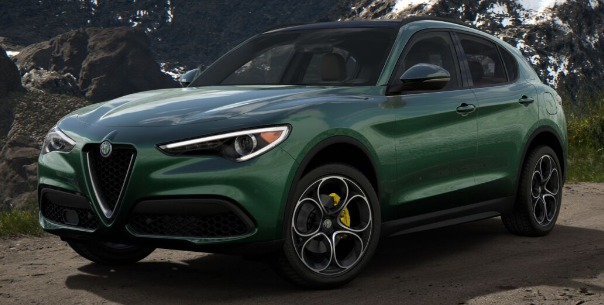 New 2019 Alfa Romeo Stelvio Ti Sport Q4 For Sale In Greenwich, CT 3338_main