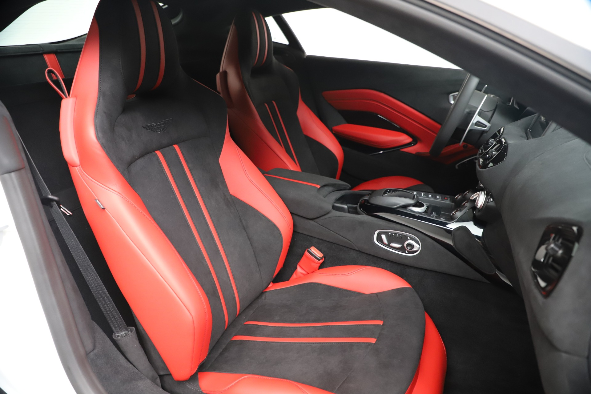 New 2020 Aston Martin Vantage Coupe For Sale In Greenwich, CT 3342_p19