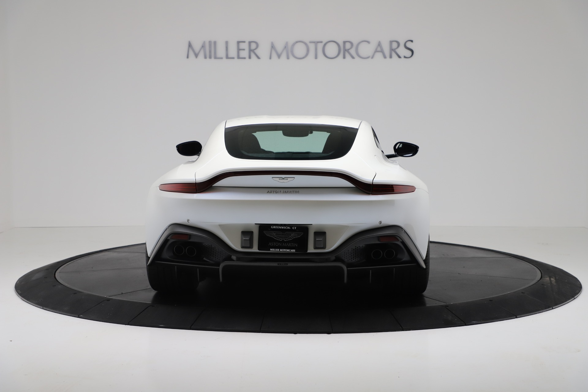 New 2020 Aston Martin Vantage Coupe For Sale In Greenwich, CT 3342_p5