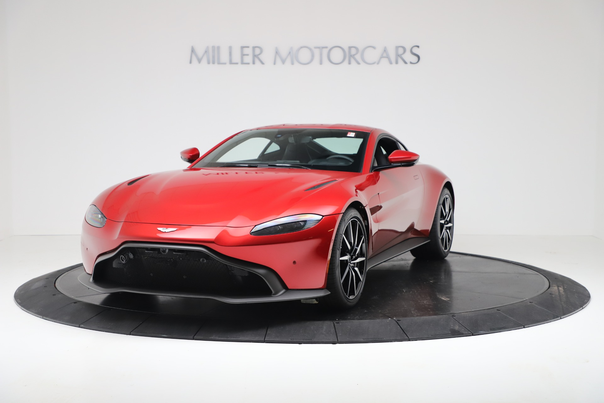 New 2020 Aston Martin Vantage Coupe For Sale In Greenwich, CT 3343_p2