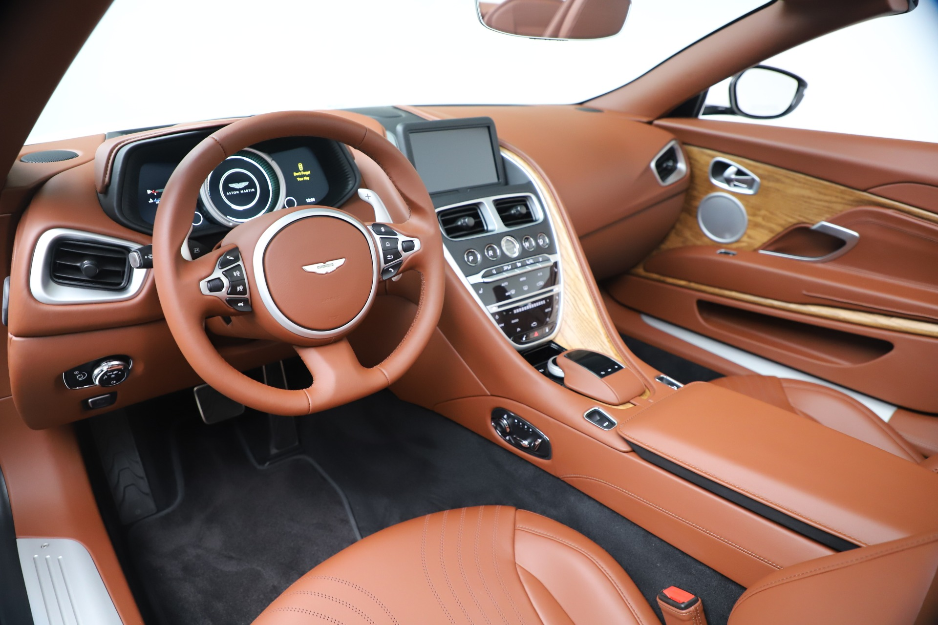 New 2019 Aston Martin DB11 V8 Convertible For Sale In Greenwich, CT 3344_p20
