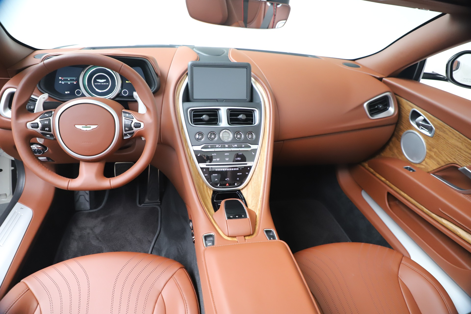 New 2019 Aston Martin DB11 V8 Convertible For Sale In Greenwich, CT 3344_p26