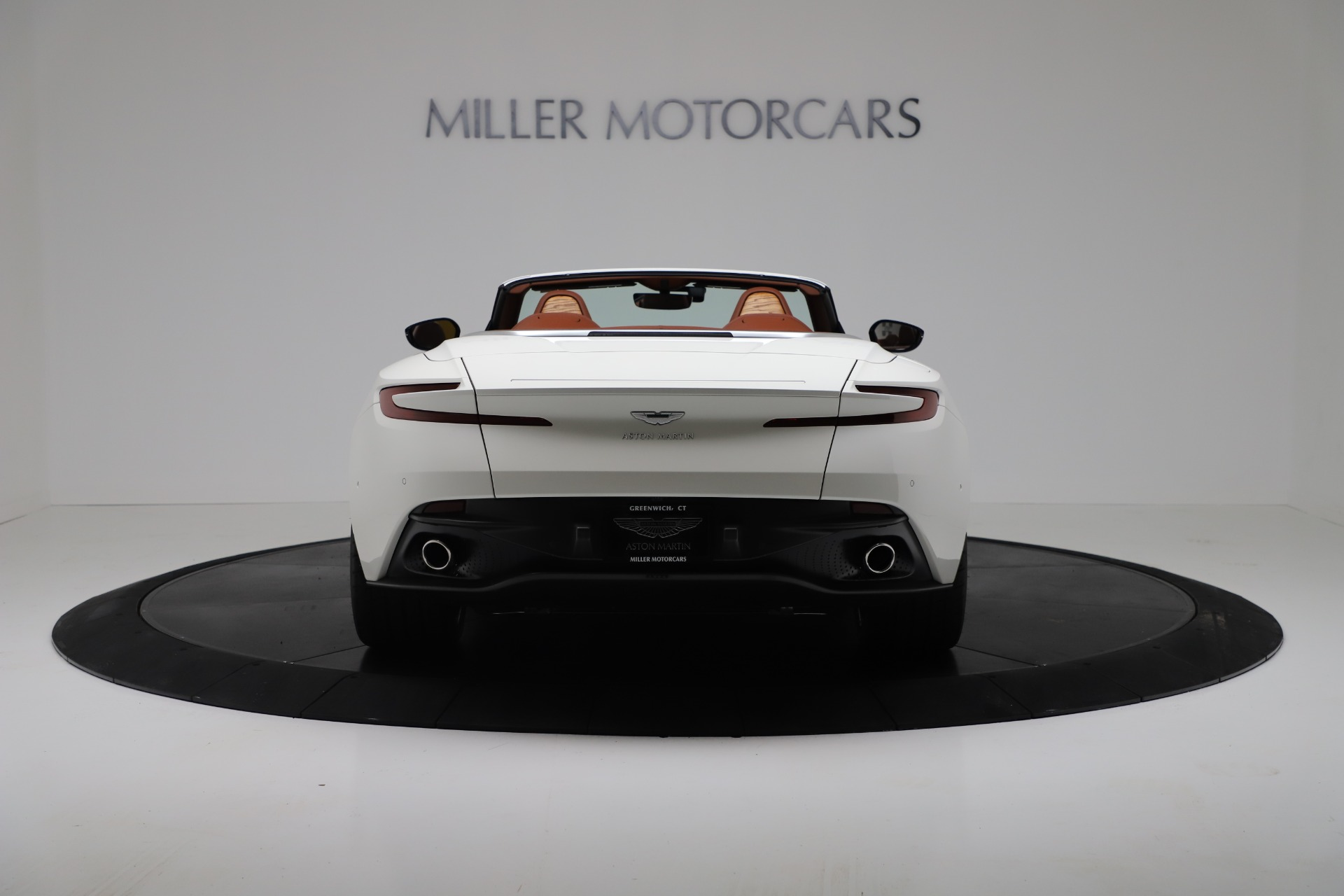 New 2019 Aston Martin DB11 V8 Convertible For Sale In Greenwich, CT 3344_p6