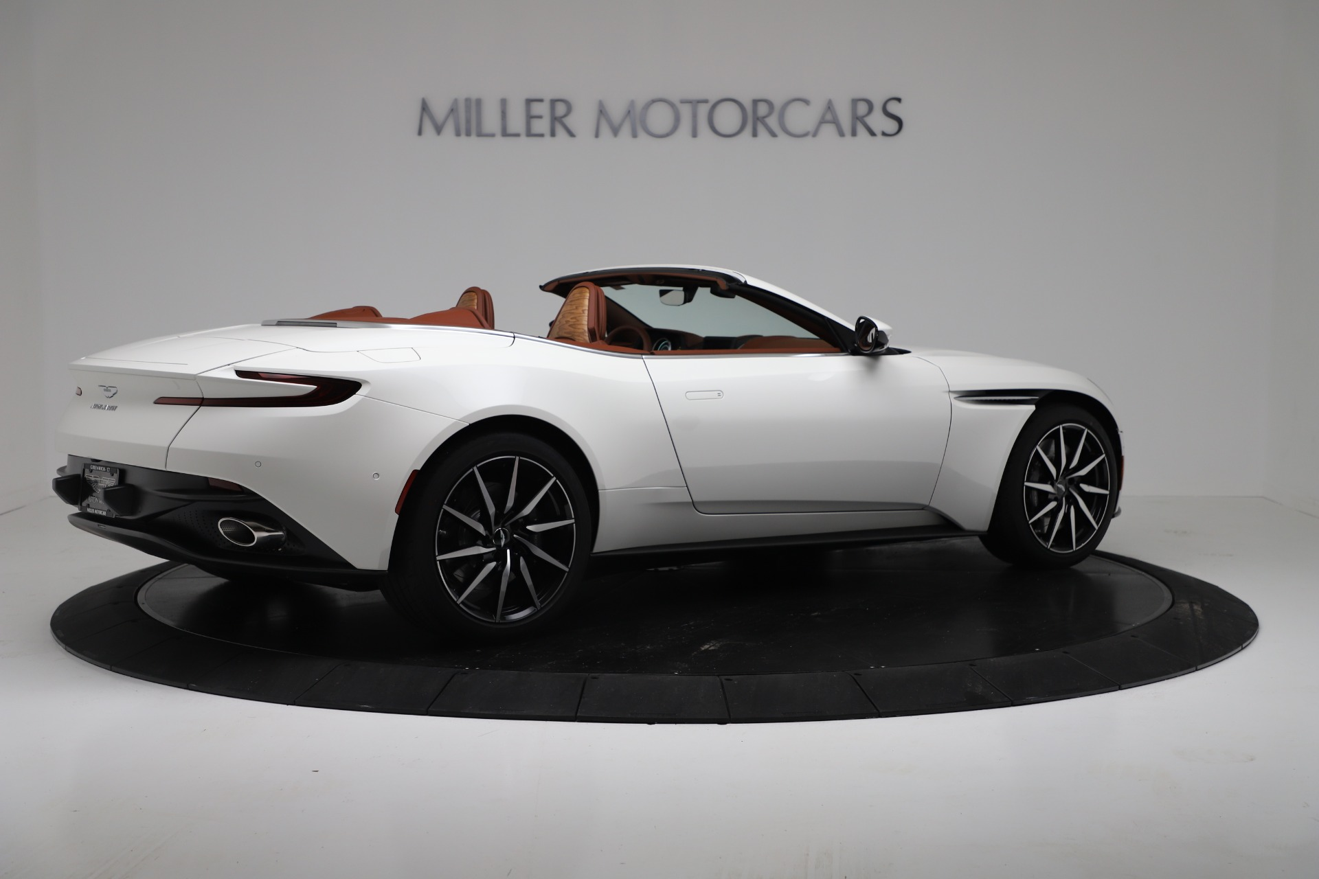 New 2019 Aston Martin DB11 V8 Convertible For Sale In Greenwich, CT 3344_p8