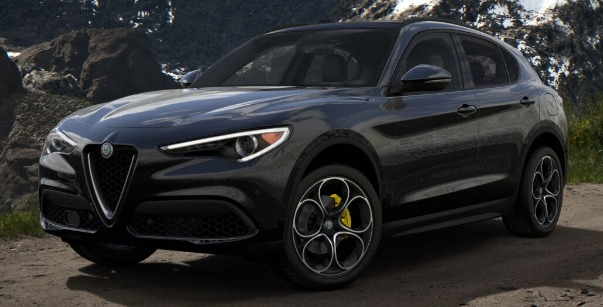 New 2019 Alfa Romeo Stelvio Ti Sport Q4 For Sale In Greenwich, CT 3345_main