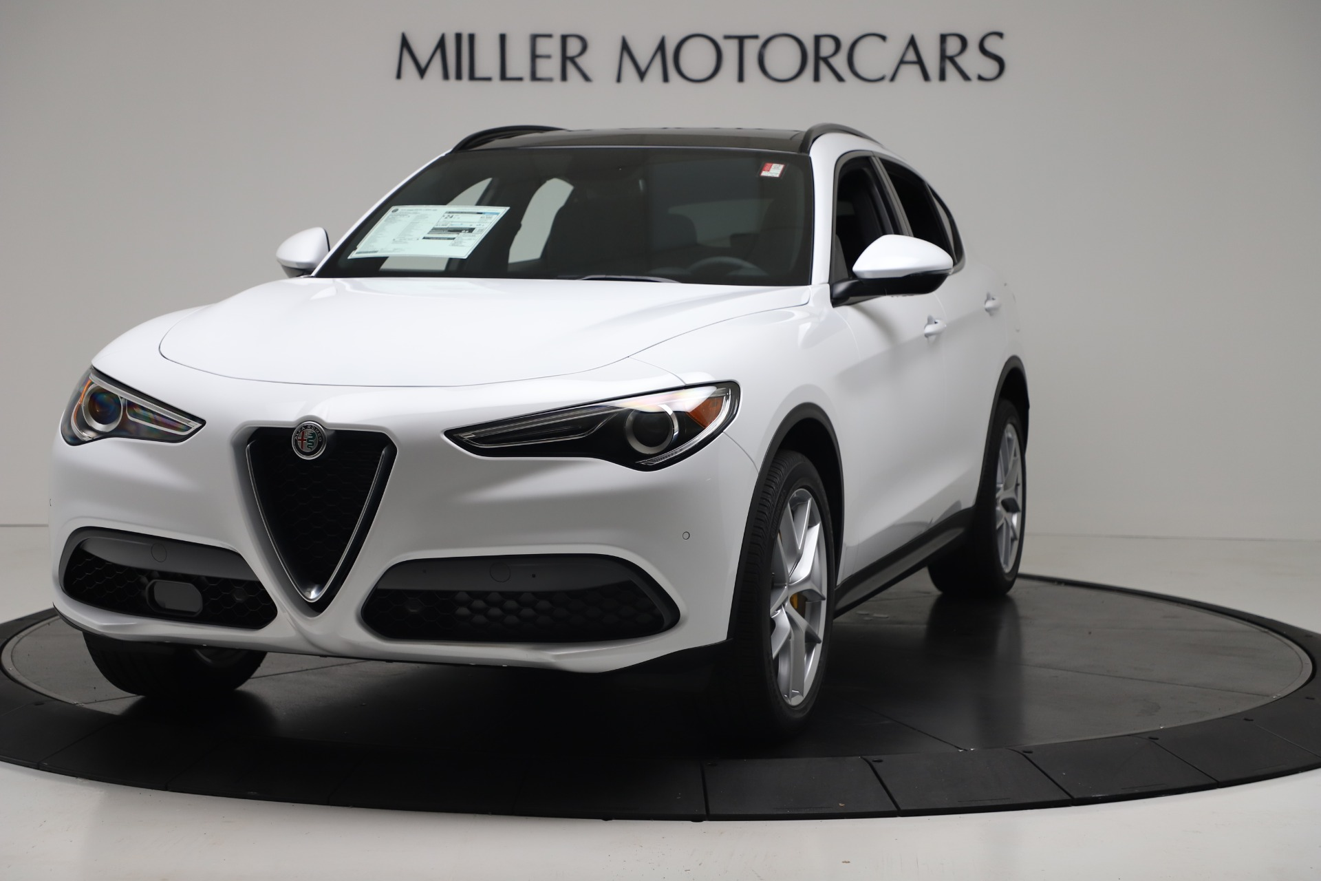 New 2019 Alfa Romeo Stelvio Ti Sport Q4 For Sale In Greenwich, CT 3347_main