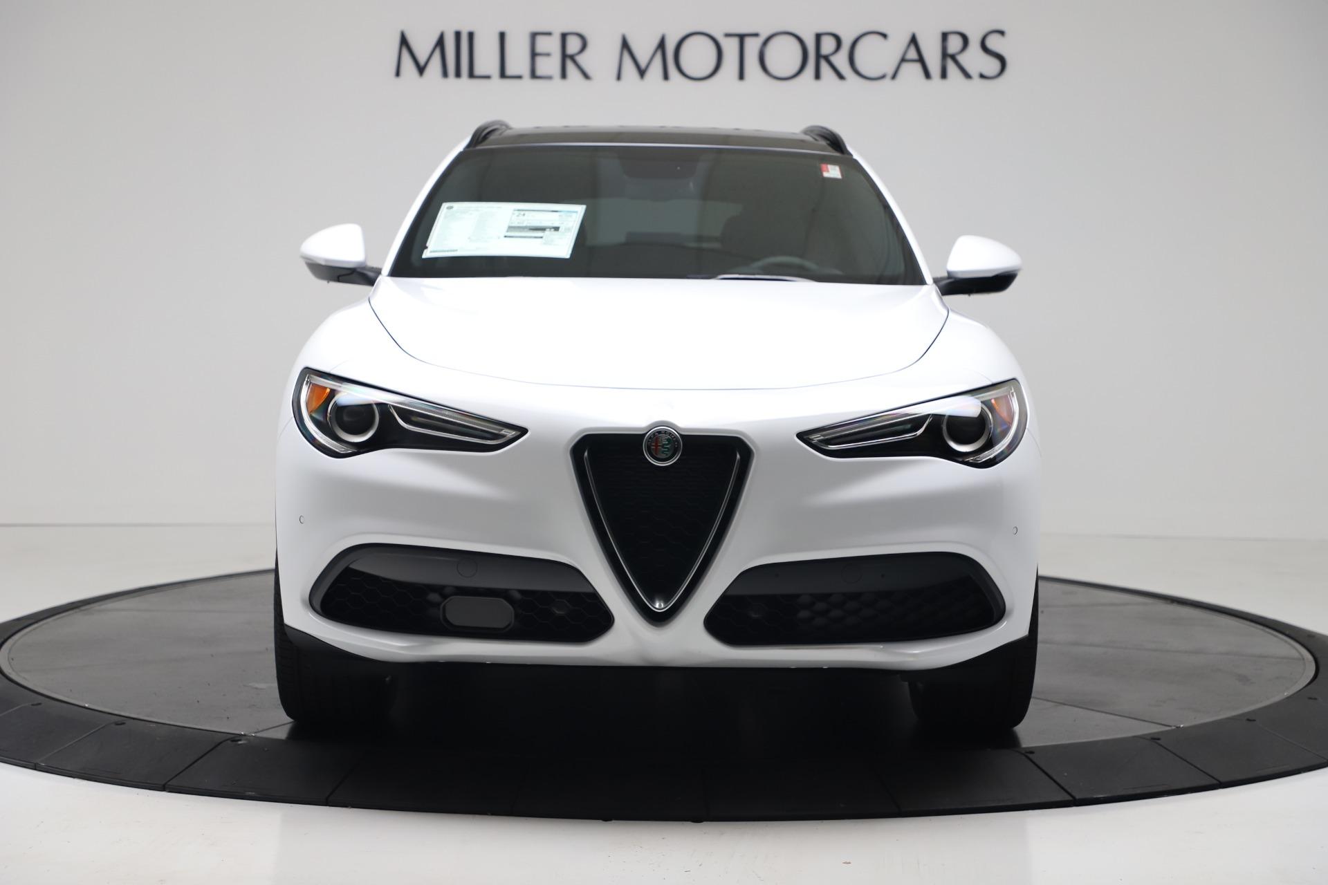 New 2019 Alfa Romeo Stelvio Ti Sport Q4 For Sale In Greenwich, CT 3347_p12