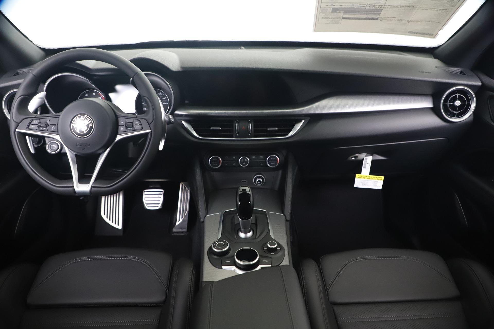 New 2019 Alfa Romeo Stelvio Ti Sport Q4 For Sale In Greenwich, CT 3347_p16