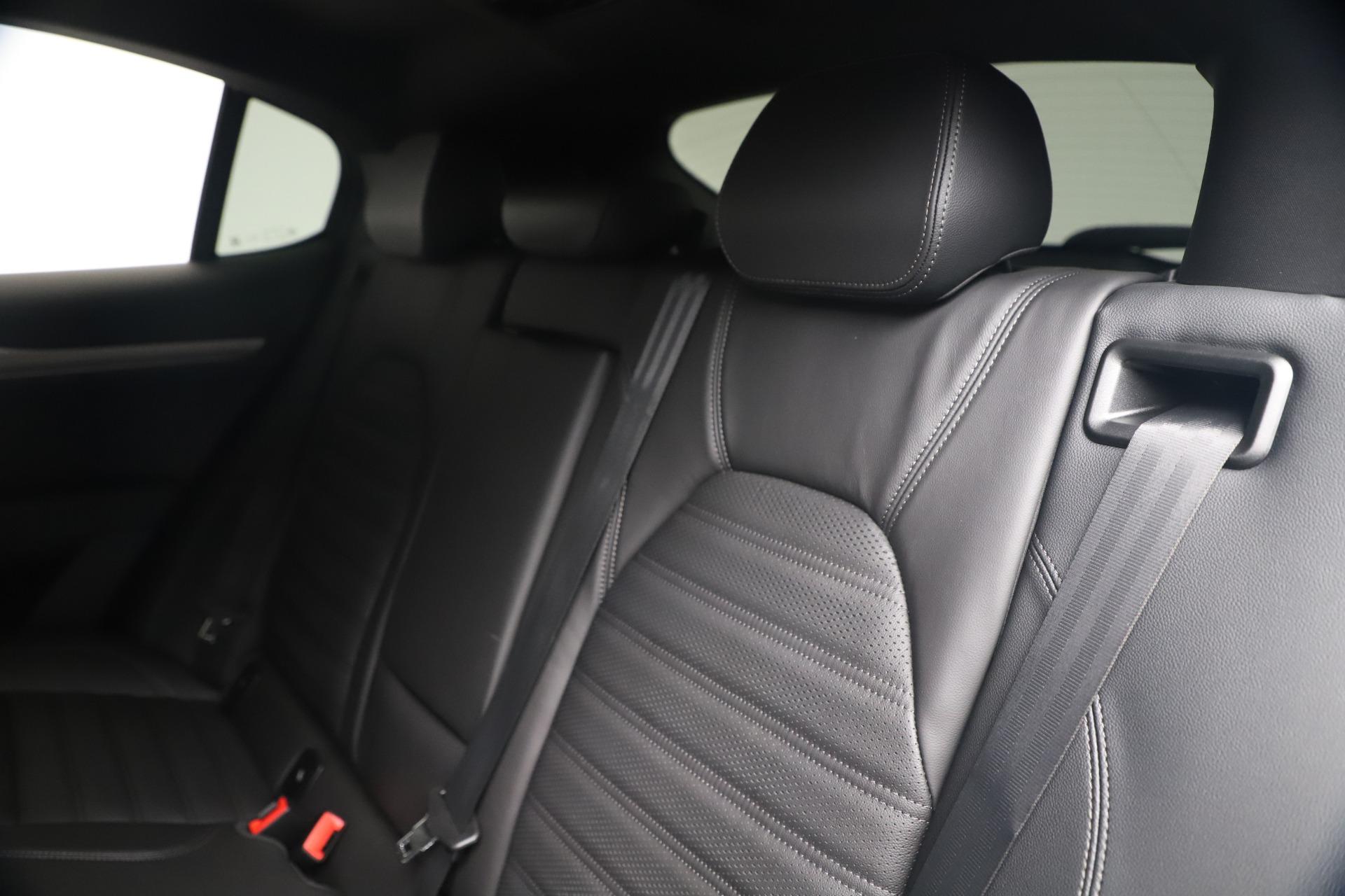 New 2019 Alfa Romeo Stelvio Ti Sport Q4 For Sale In Greenwich, CT 3347_p18