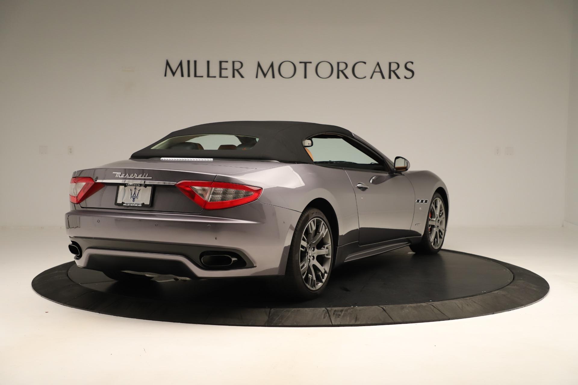 Used 2012 Maserati GranTurismo Sport For Sale In Greenwich, CT 3348_p16