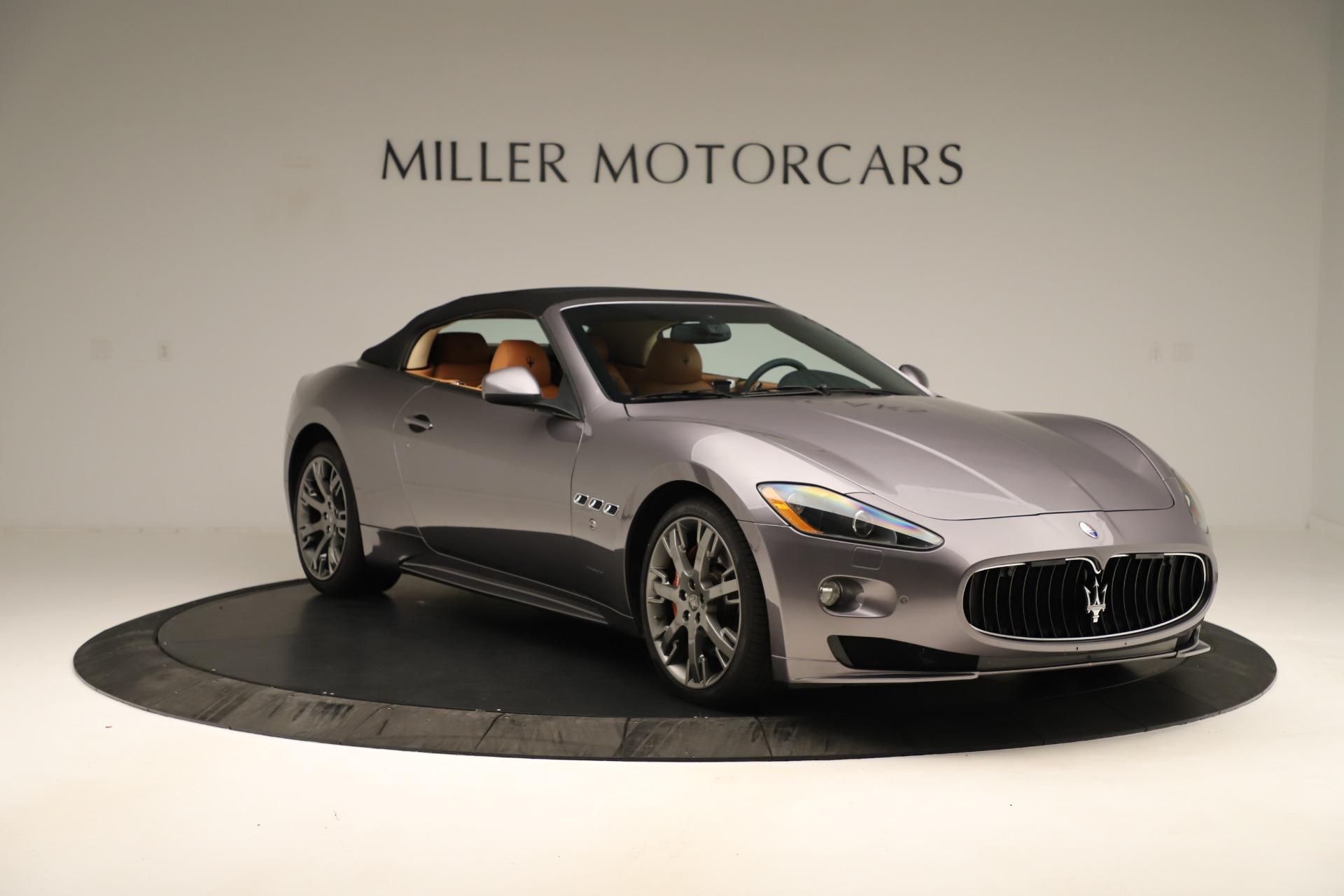 Used 2012 Maserati GranTurismo Sport For Sale In Greenwich, CT 3348_p18