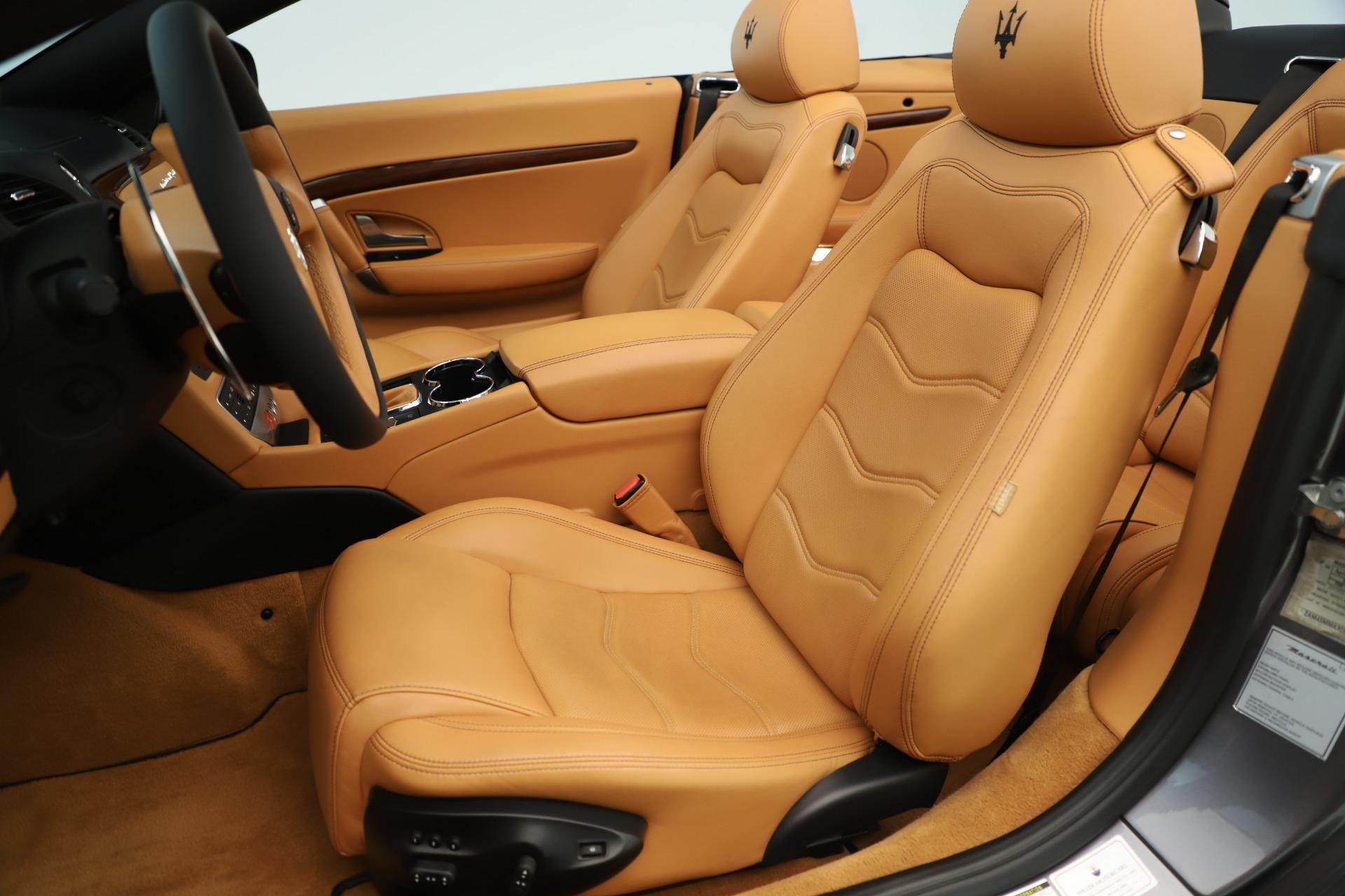 Used 2012 Maserati GranTurismo Sport For Sale In Greenwich, CT 3348_p21