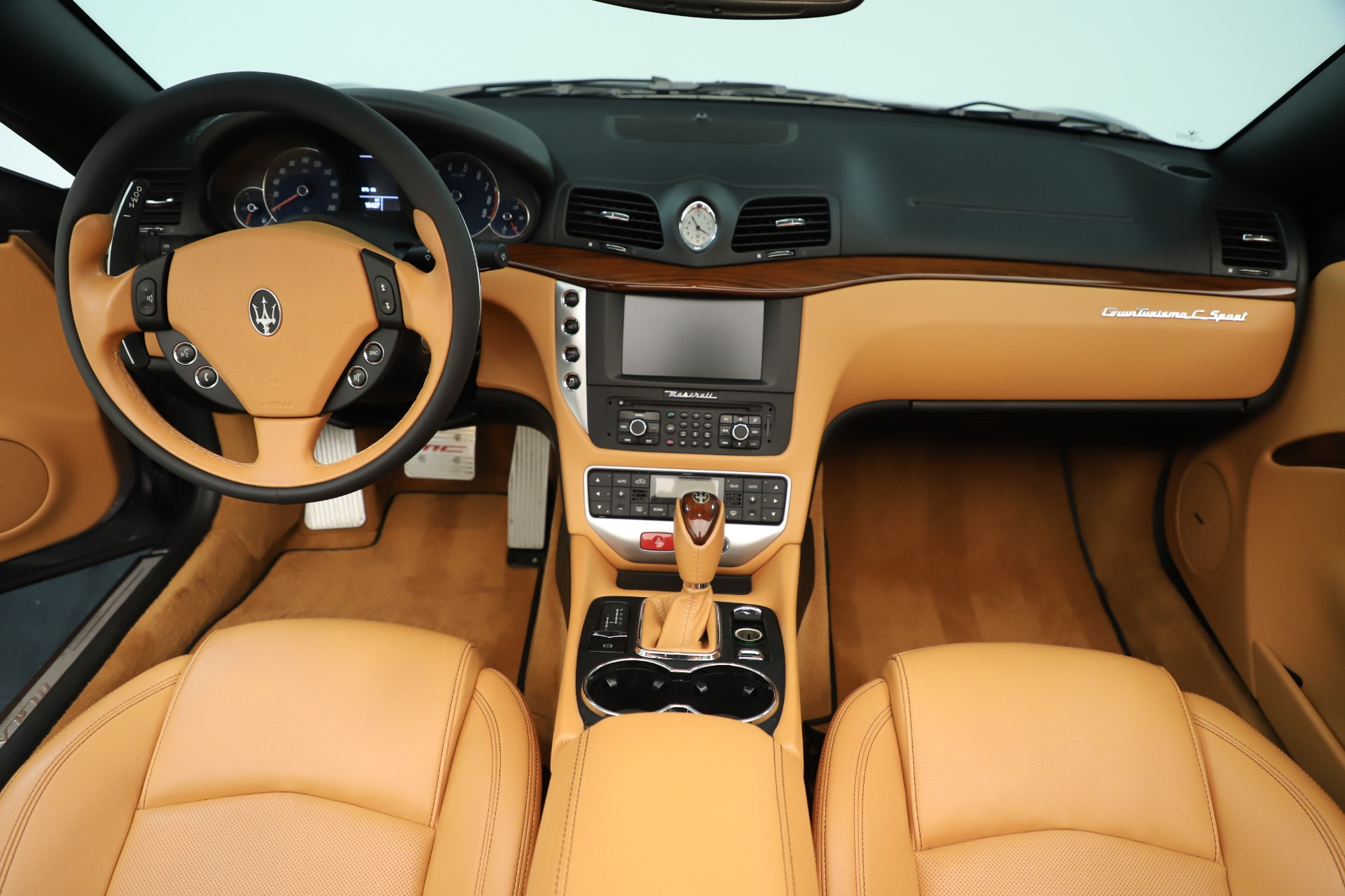 Used 2012 Maserati GranTurismo Sport For Sale In Greenwich, CT 3348_p22