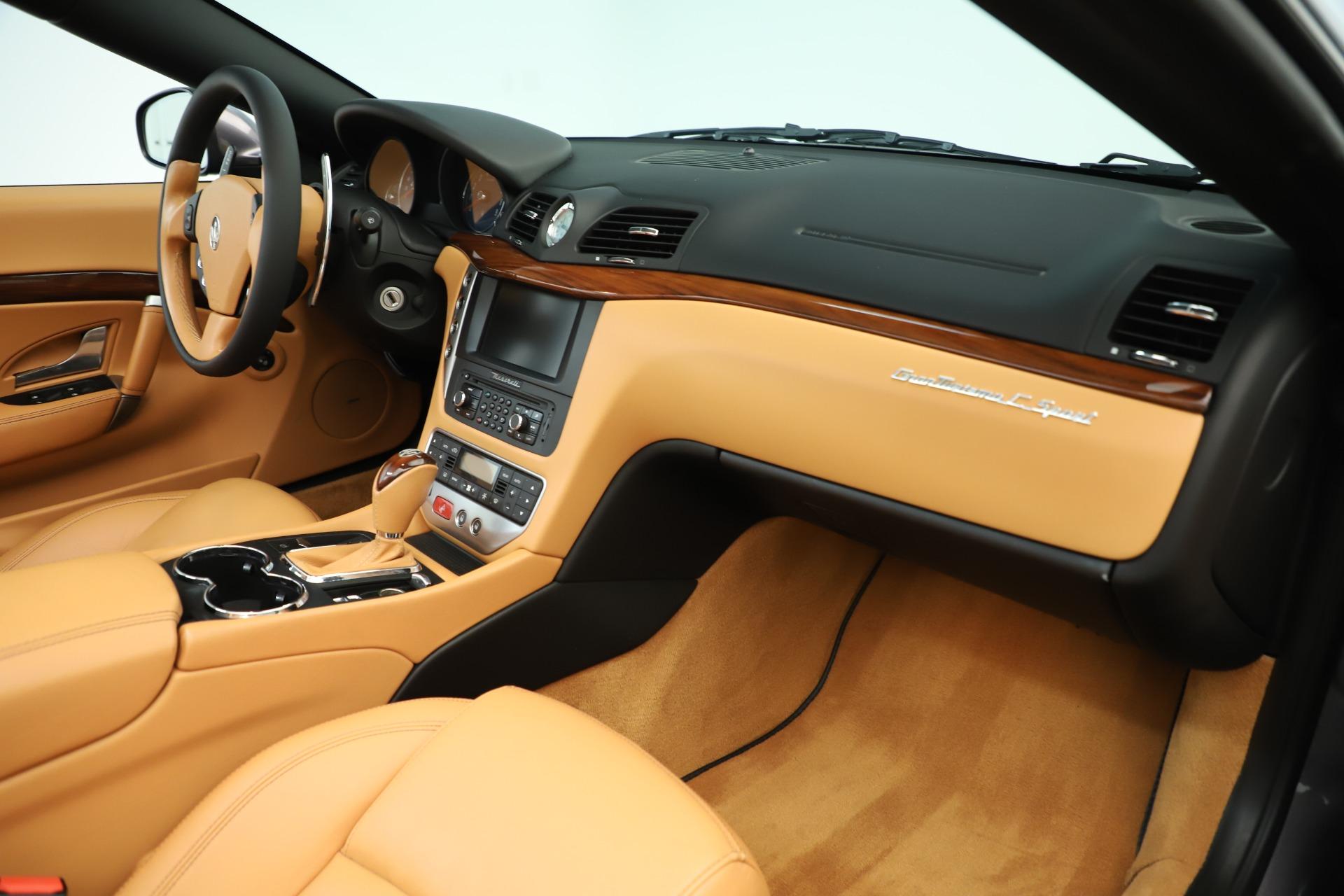 Used 2012 Maserati GranTurismo Sport For Sale In Greenwich, CT 3348_p26