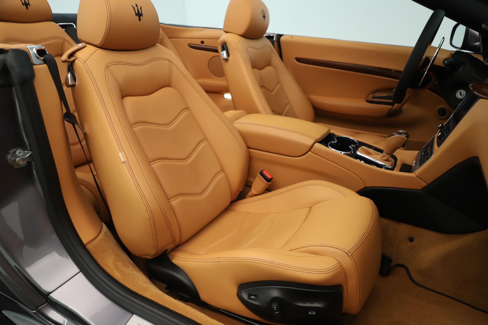 Used 2012 Maserati GranTurismo Sport For Sale In Greenwich, CT 3348_p28