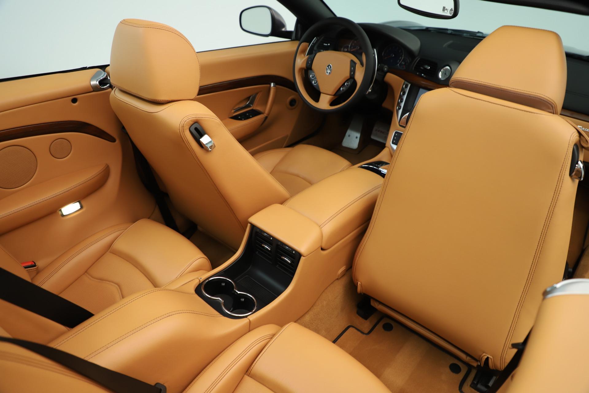 Used 2012 Maserati GranTurismo Sport For Sale In Greenwich, CT 3348_p30