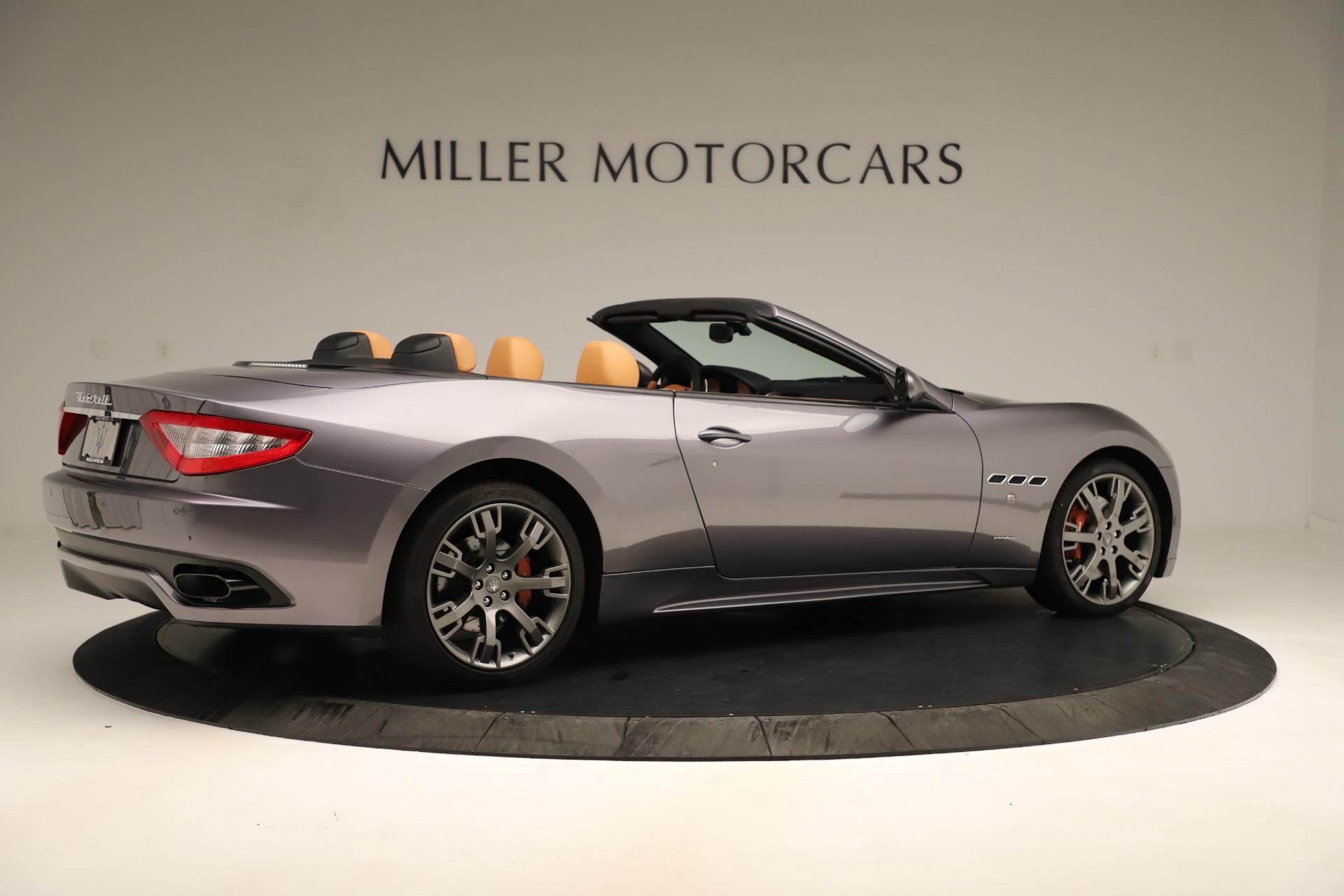 Used 2012 Maserati GranTurismo Sport For Sale In Greenwich, CT 3348_p8