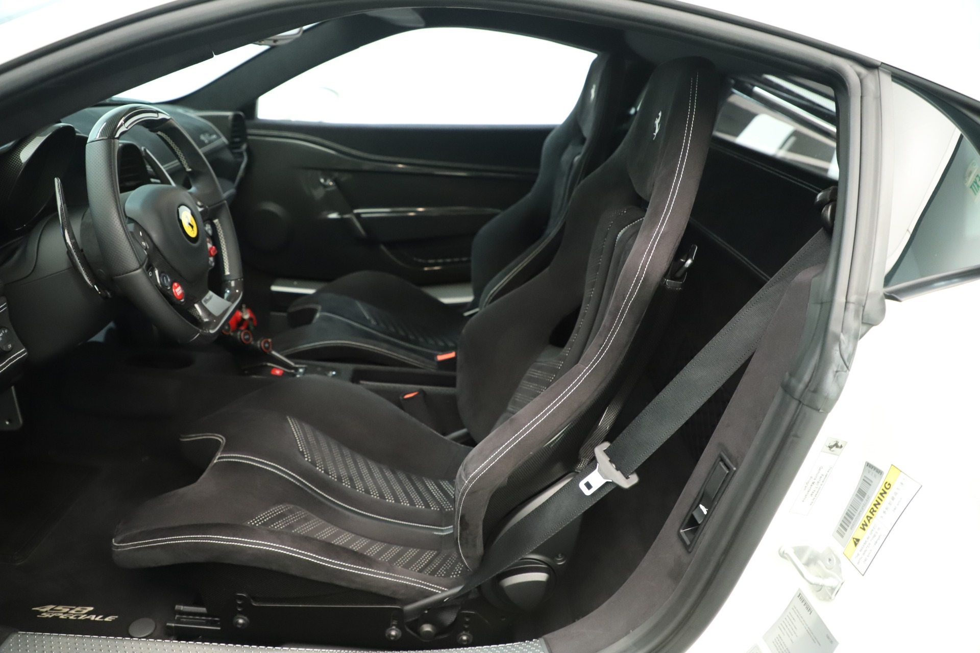 Used 2014 Ferrari 458 Speciale  For Sale In Greenwich, CT 3349_p15
