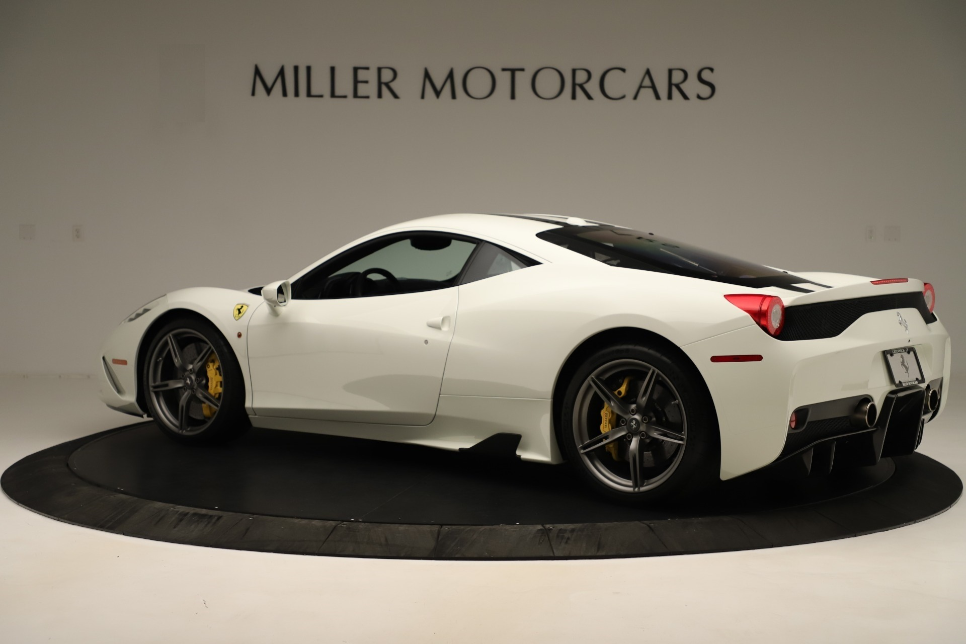 Used 2014 Ferrari 458 Speciale  For Sale In Greenwich, CT 3349_p4
