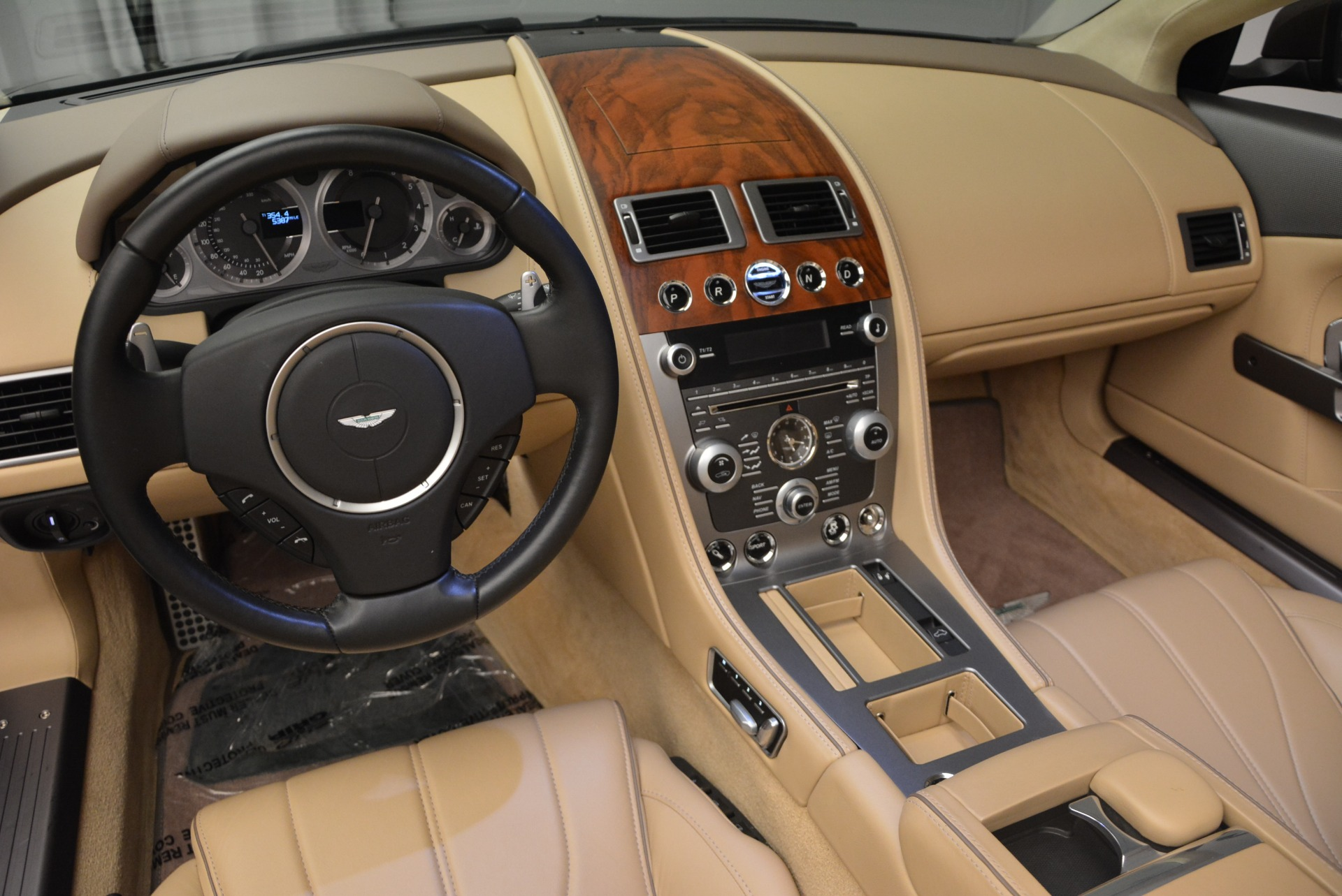 Used 2012 Aston Martin Virage Convertible For Sale In Greenwich, CT 3351_p22