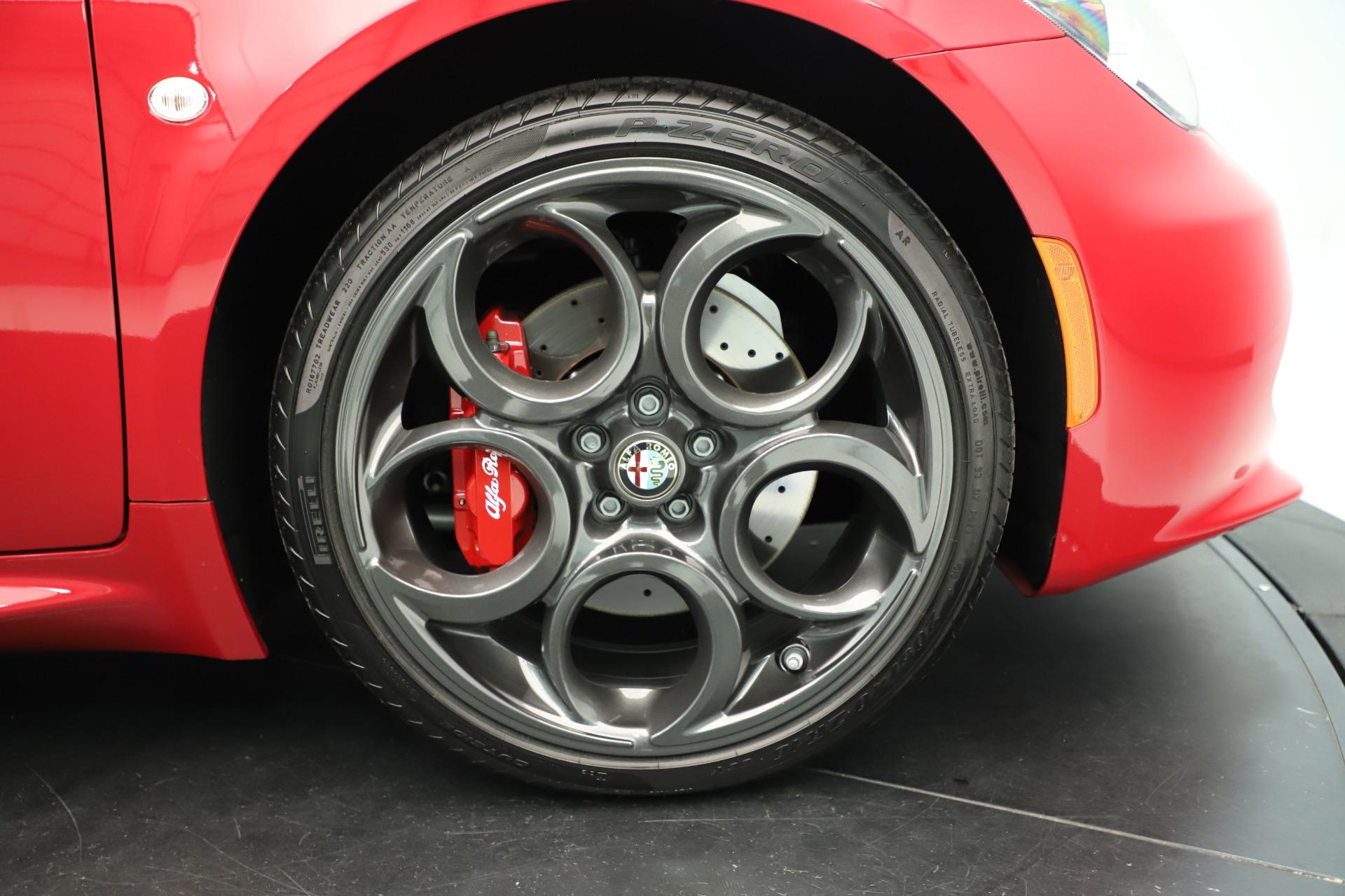 Used 2015 Alfa Romeo 4C  For Sale In Greenwich, CT 3352_p13