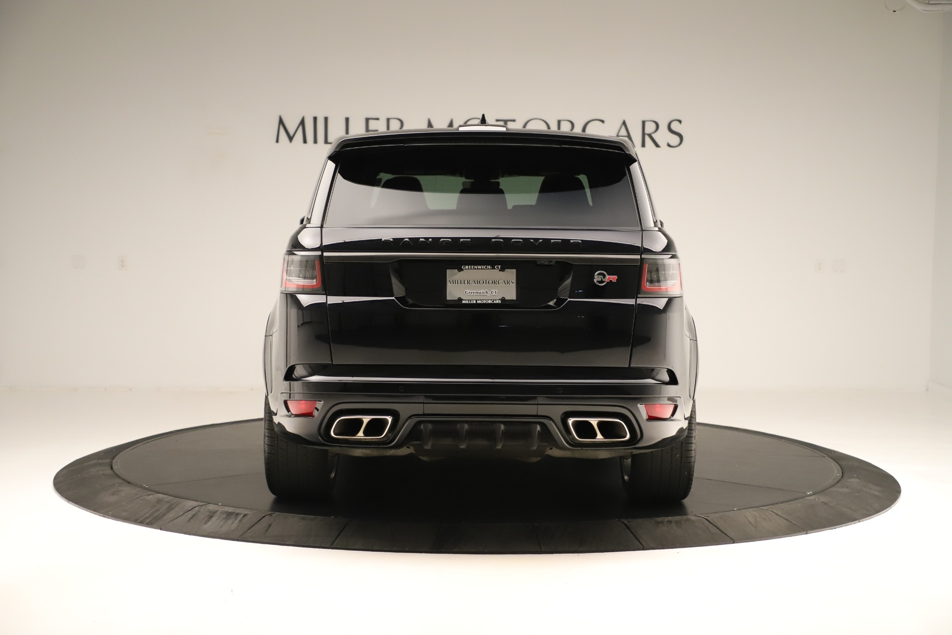 Used 2019 Land Rover Range Rover Sport SVR For Sale In Greenwich, CT 3353_p6