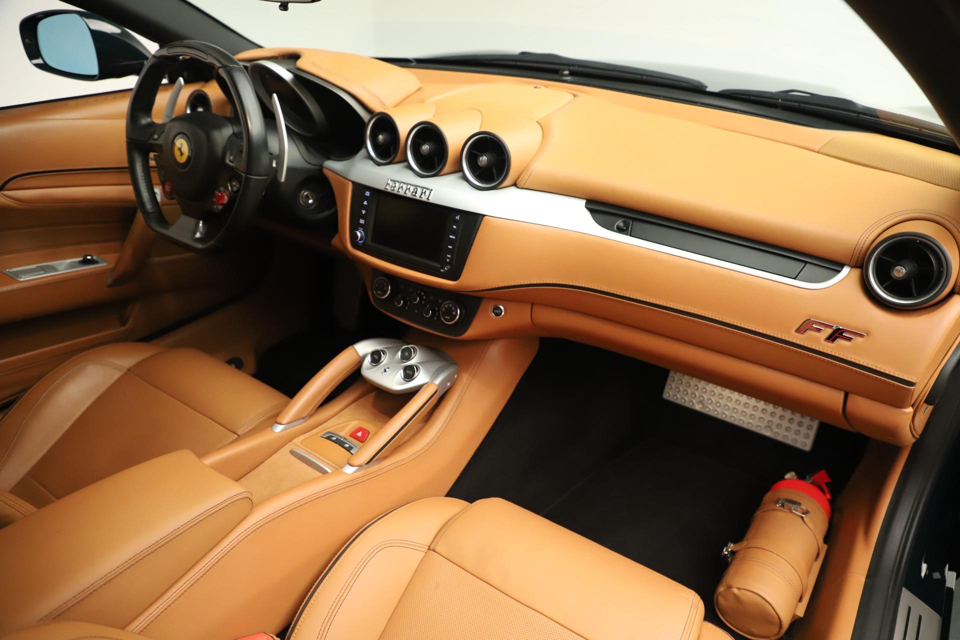 Used 2012 Ferrari FF  For Sale In Greenwich, CT 3357_p19