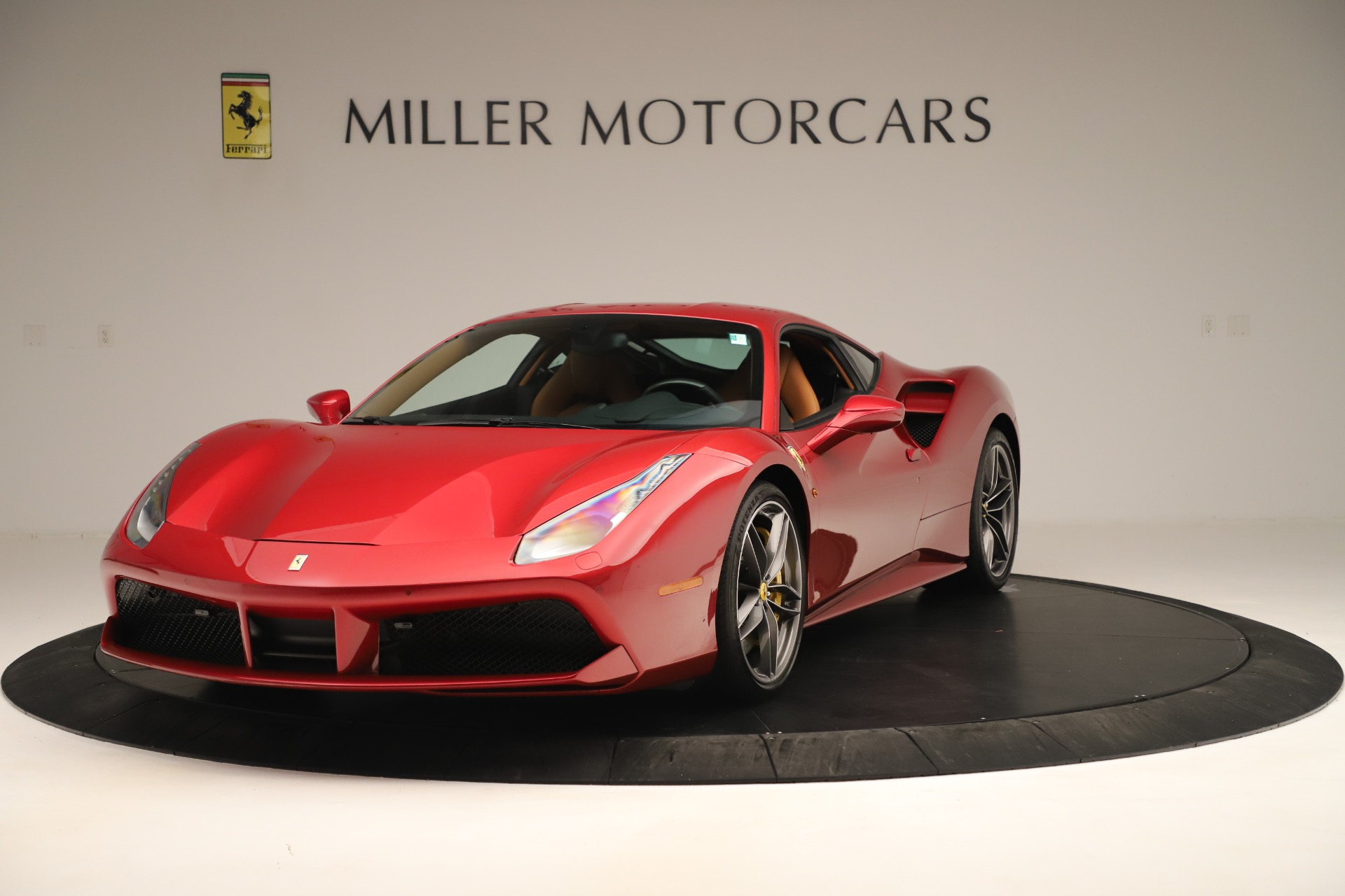 Used 2018 Ferrari 488 GTB  For Sale In Greenwich, CT 3362_main