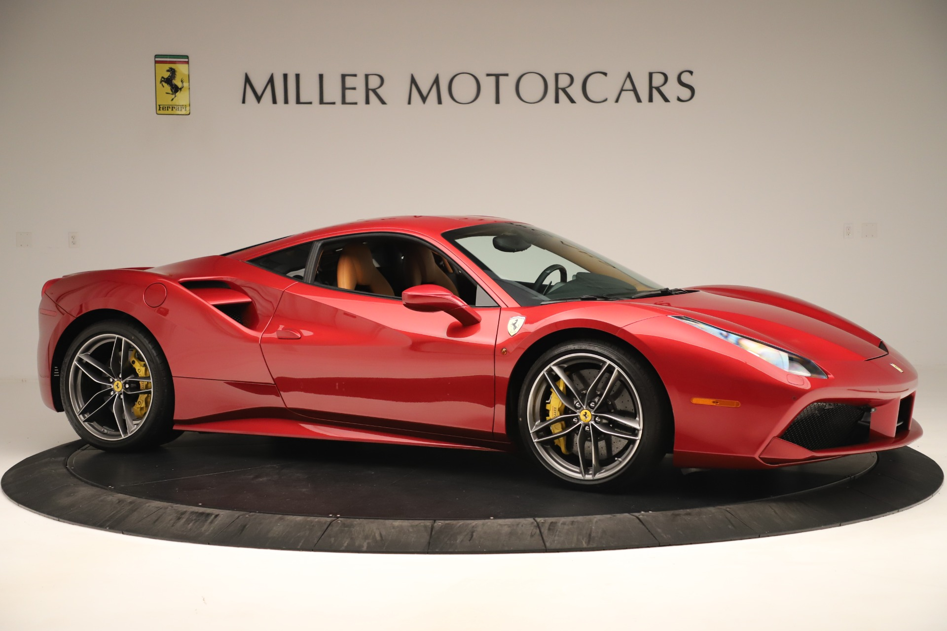 Used 2018 Ferrari 488 GTB  For Sale In Greenwich, CT 3362_p10
