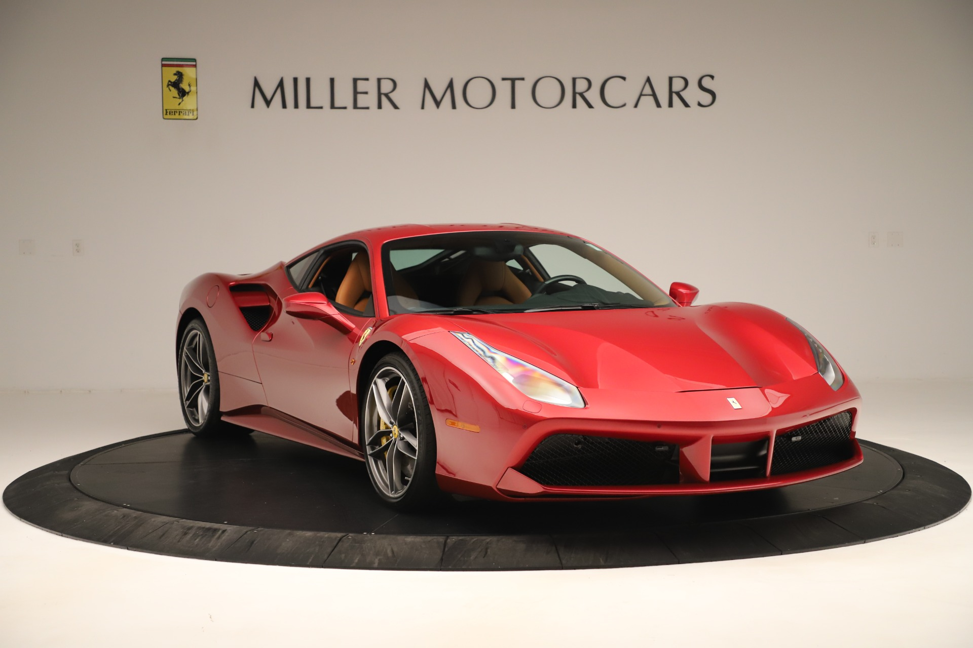 Used 2018 Ferrari 488 GTB  For Sale In Greenwich, CT 3362_p11