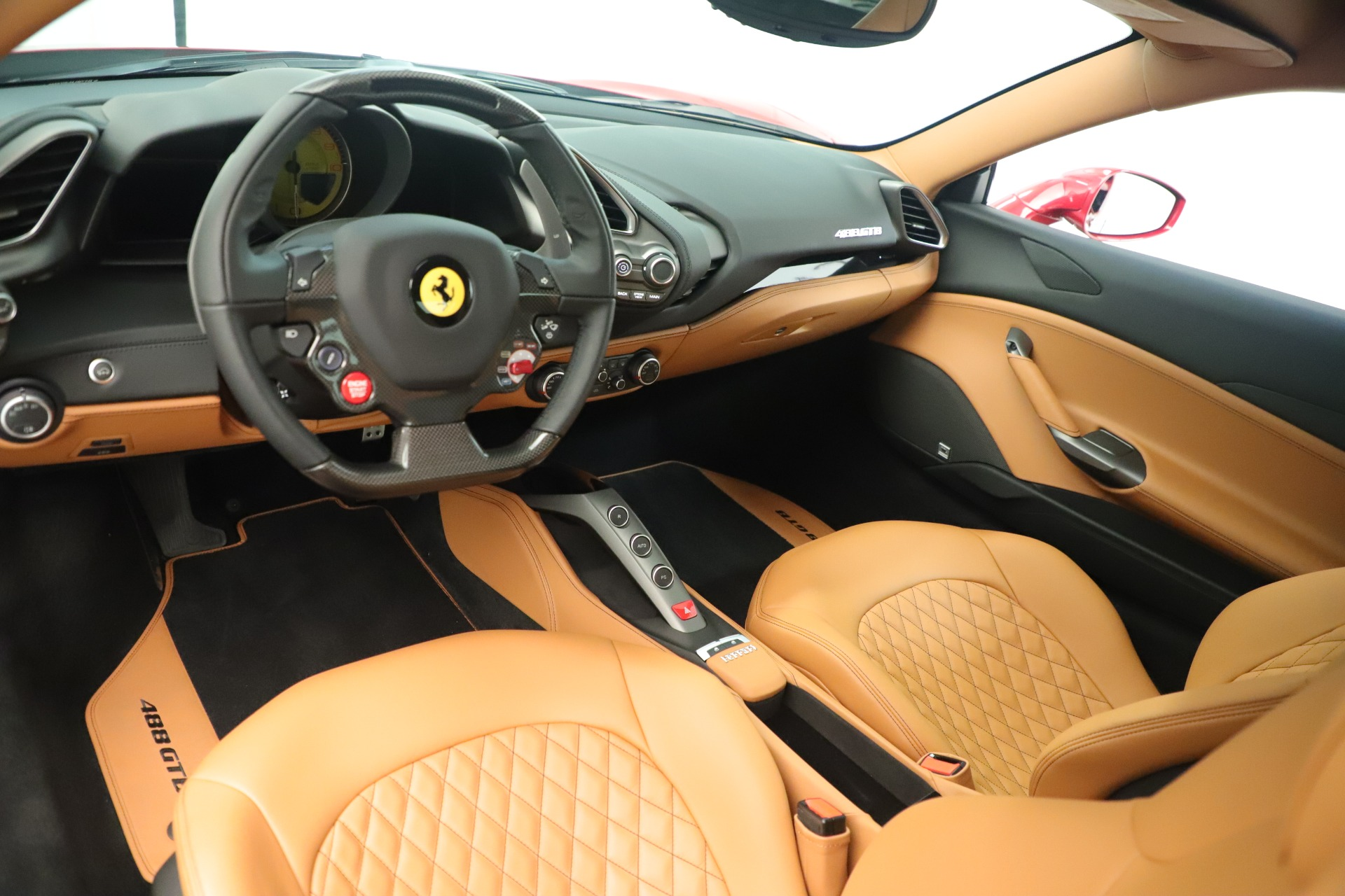 Used 2018 Ferrari 488 GTB  For Sale In Greenwich, CT 3362_p14