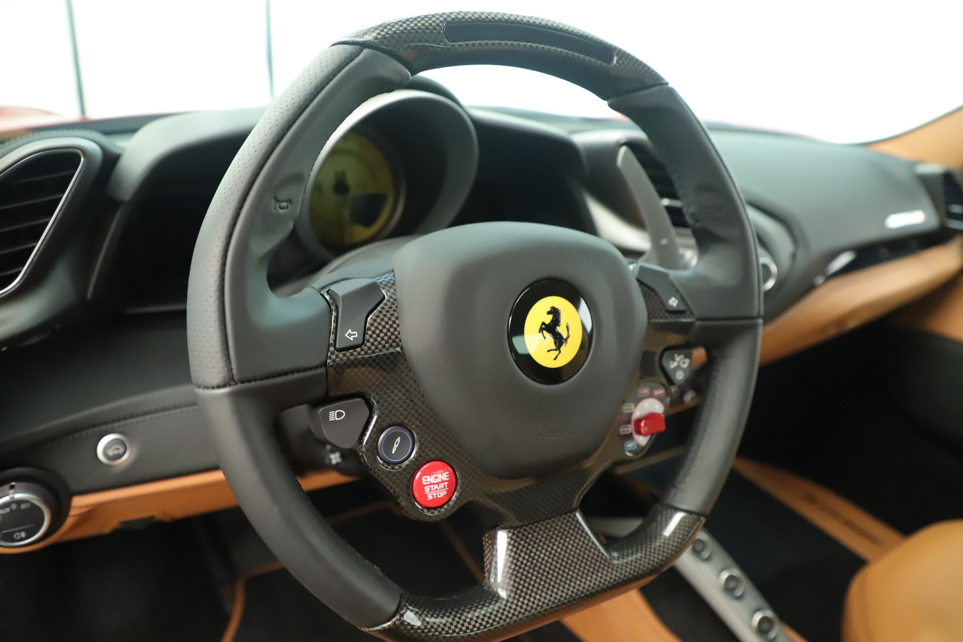 Used 2018 Ferrari 488 GTB  For Sale In Greenwich, CT 3362_p23