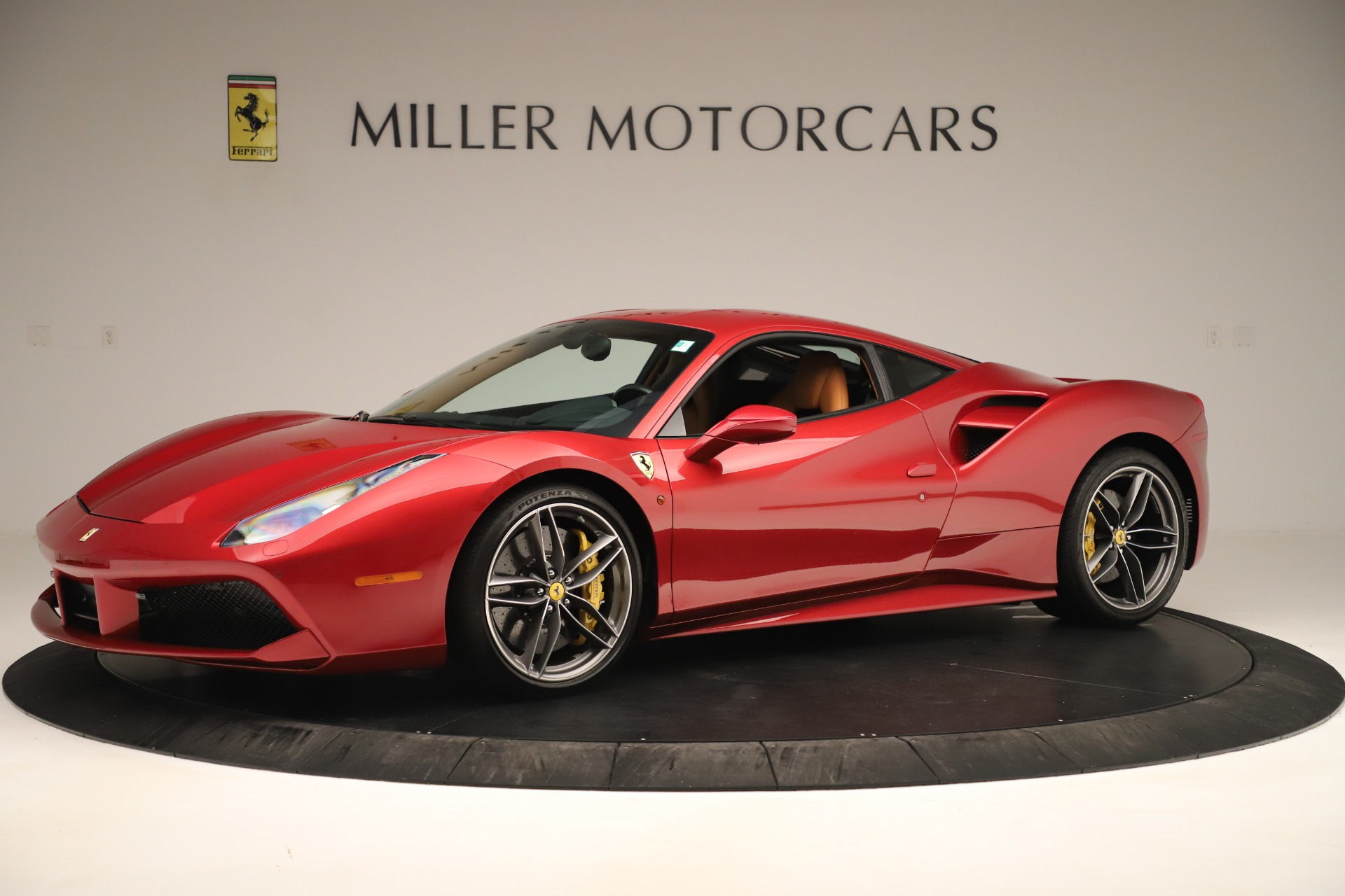 Used 2018 Ferrari 488 GTB  For Sale In Greenwich, CT 3362_p2