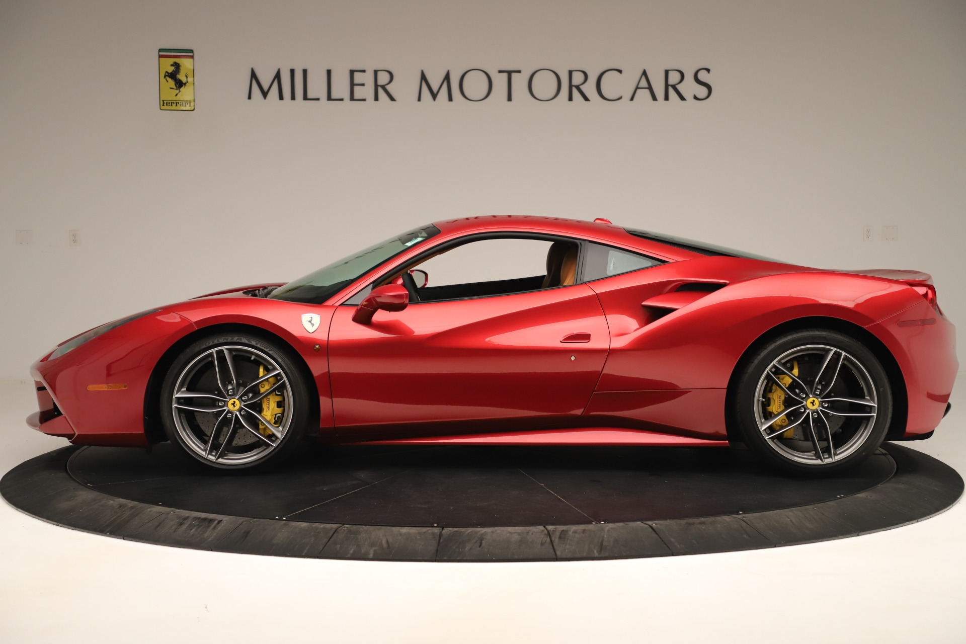 Used 2018 Ferrari 488 GTB  For Sale In Greenwich, CT 3362_p3