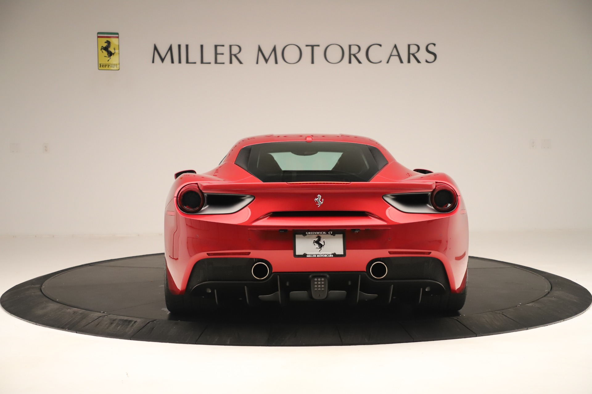 Used 2018 Ferrari 488 GTB  For Sale In Greenwich, CT 3362_p6
