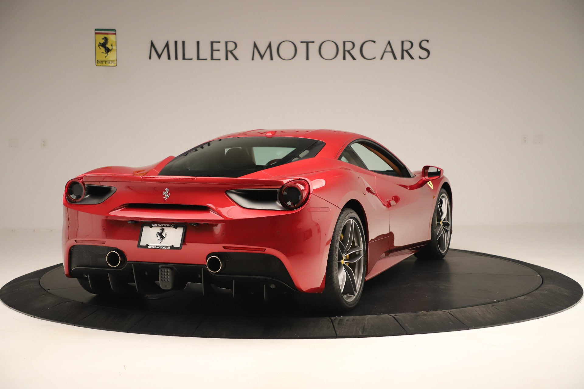 Used 2018 Ferrari 488 GTB  For Sale In Greenwich, CT 3362_p7