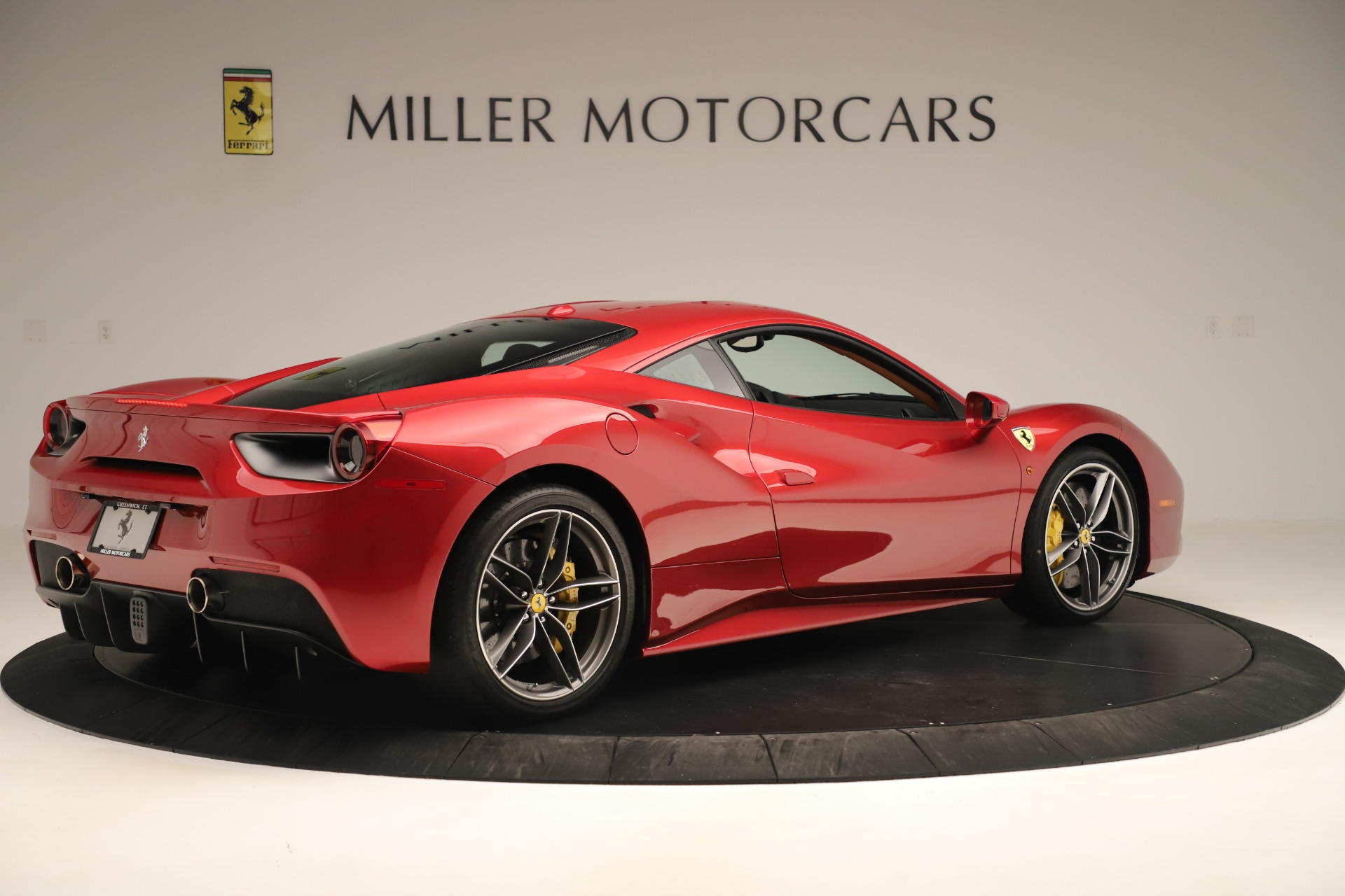 Used 2018 Ferrari 488 GTB  For Sale In Greenwich, CT 3362_p8