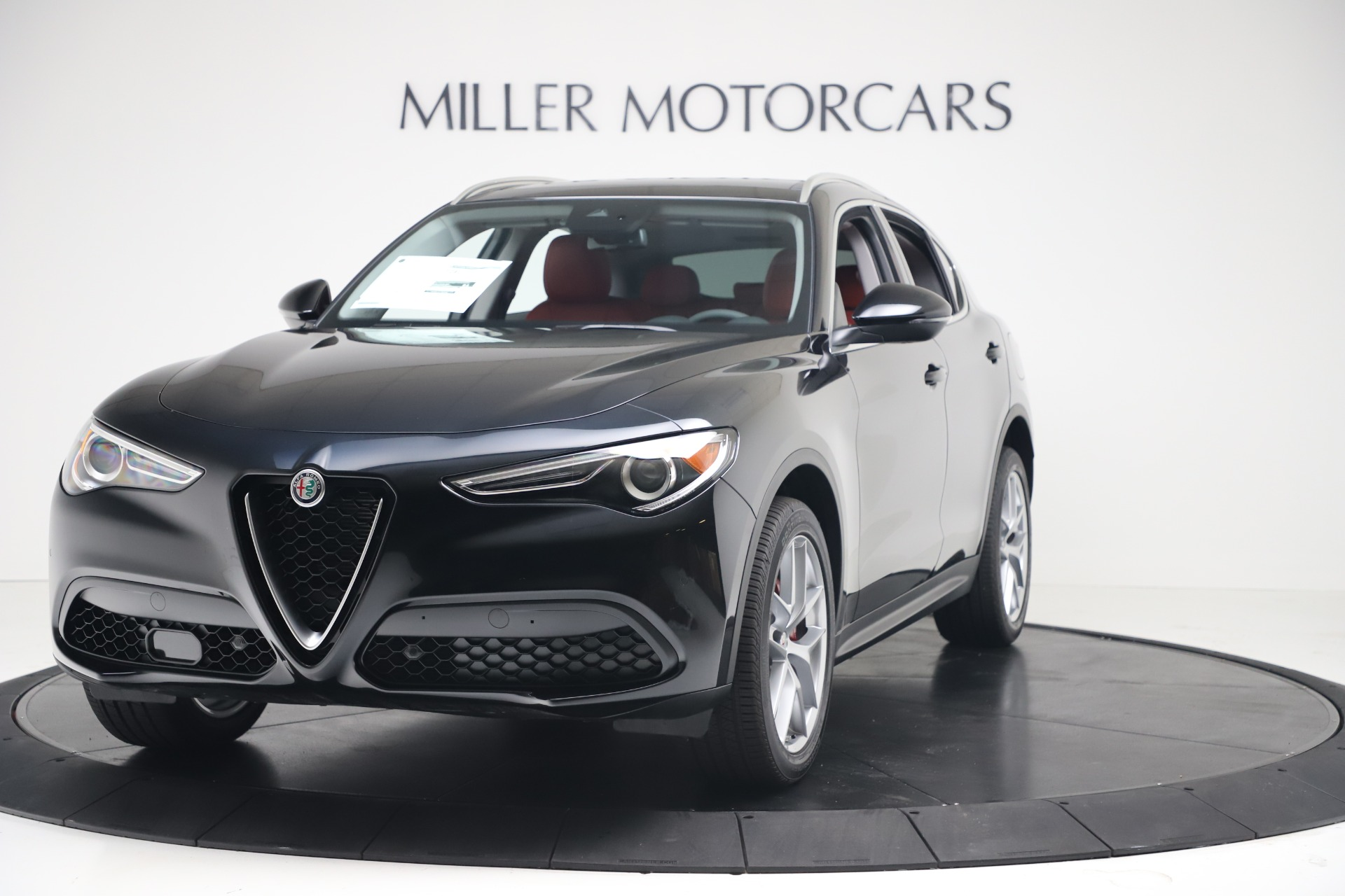 New 2019 Alfa Romeo Stelvio Ti Q4 For Sale In Greenwich, CT 3363_main