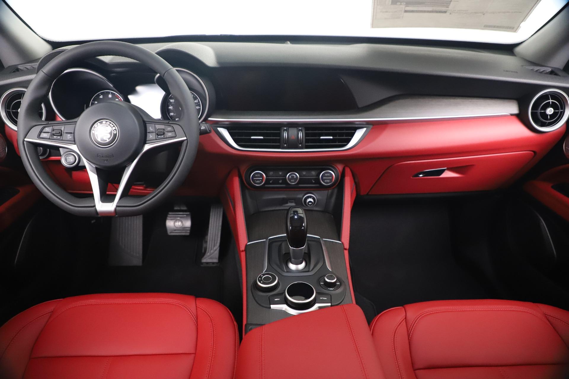 New 2019 Alfa Romeo Stelvio Ti Q4 For Sale In Greenwich, CT 3363_p16